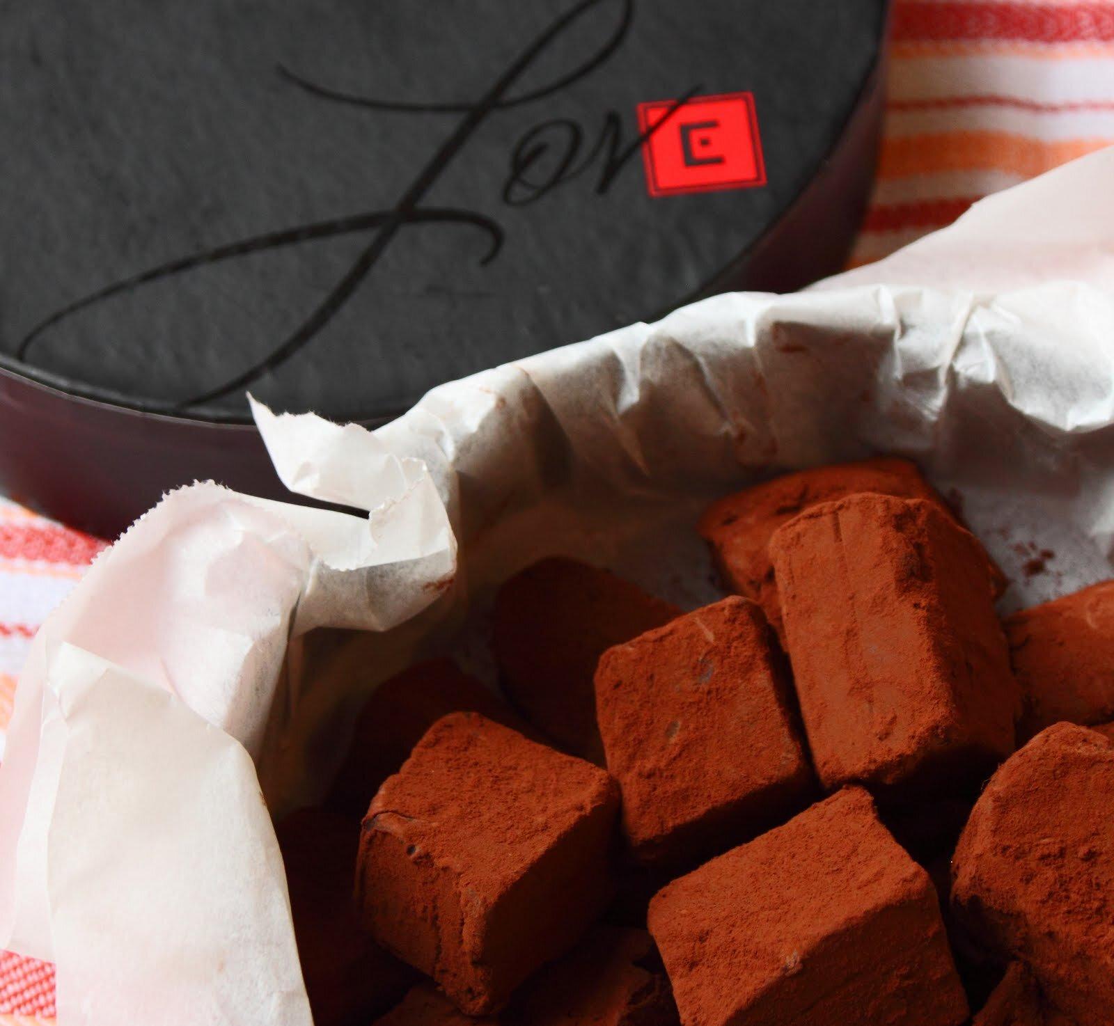 homemade valentines chocolates recipe