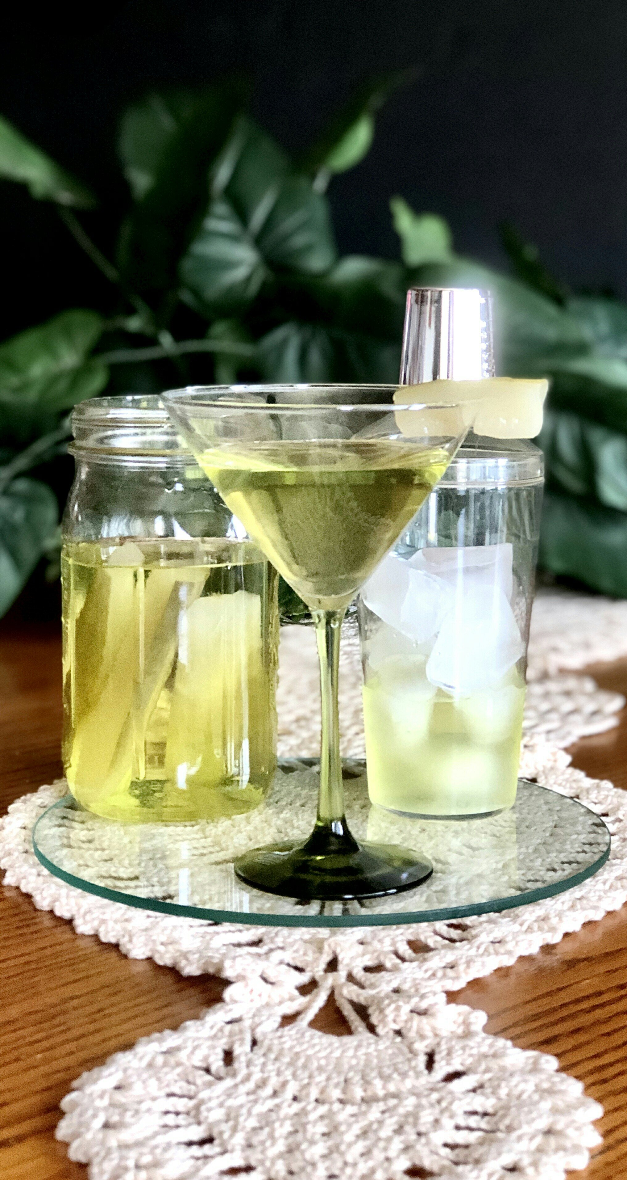 homemade dill pickle vodka recipe