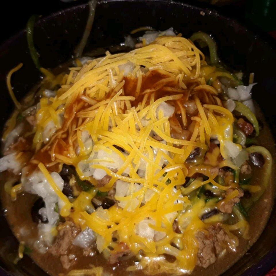 zucchini taco skillet recipe