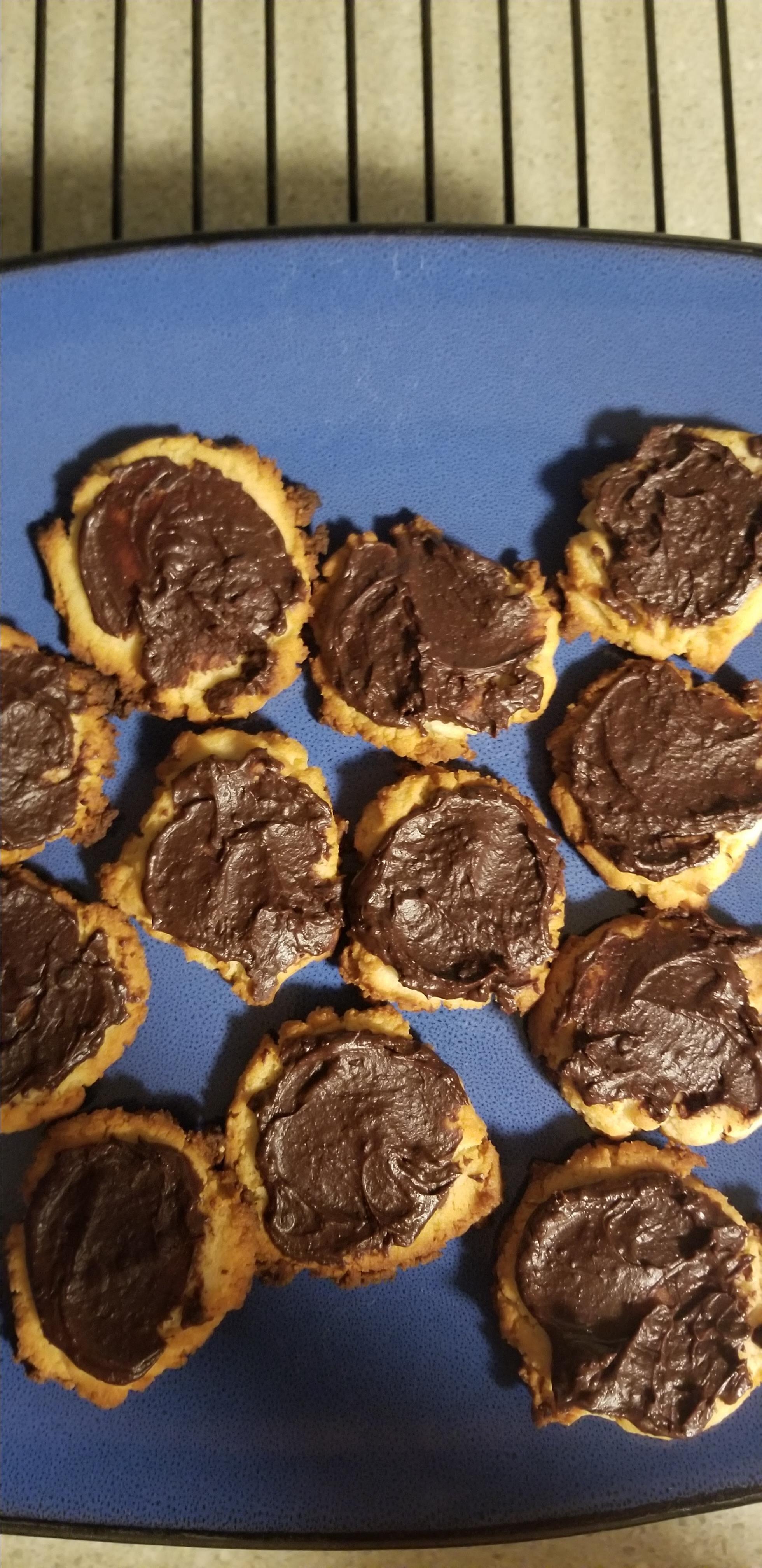 keto cream cheese cookies with almond flour recipe