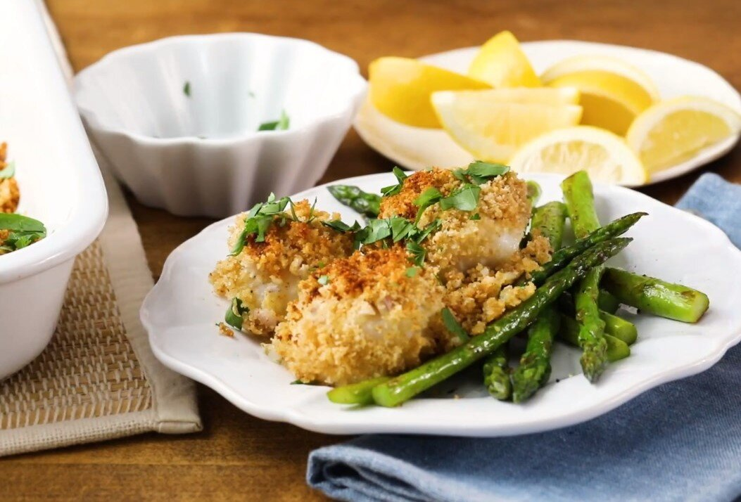 awesome baked sea scallops recipe