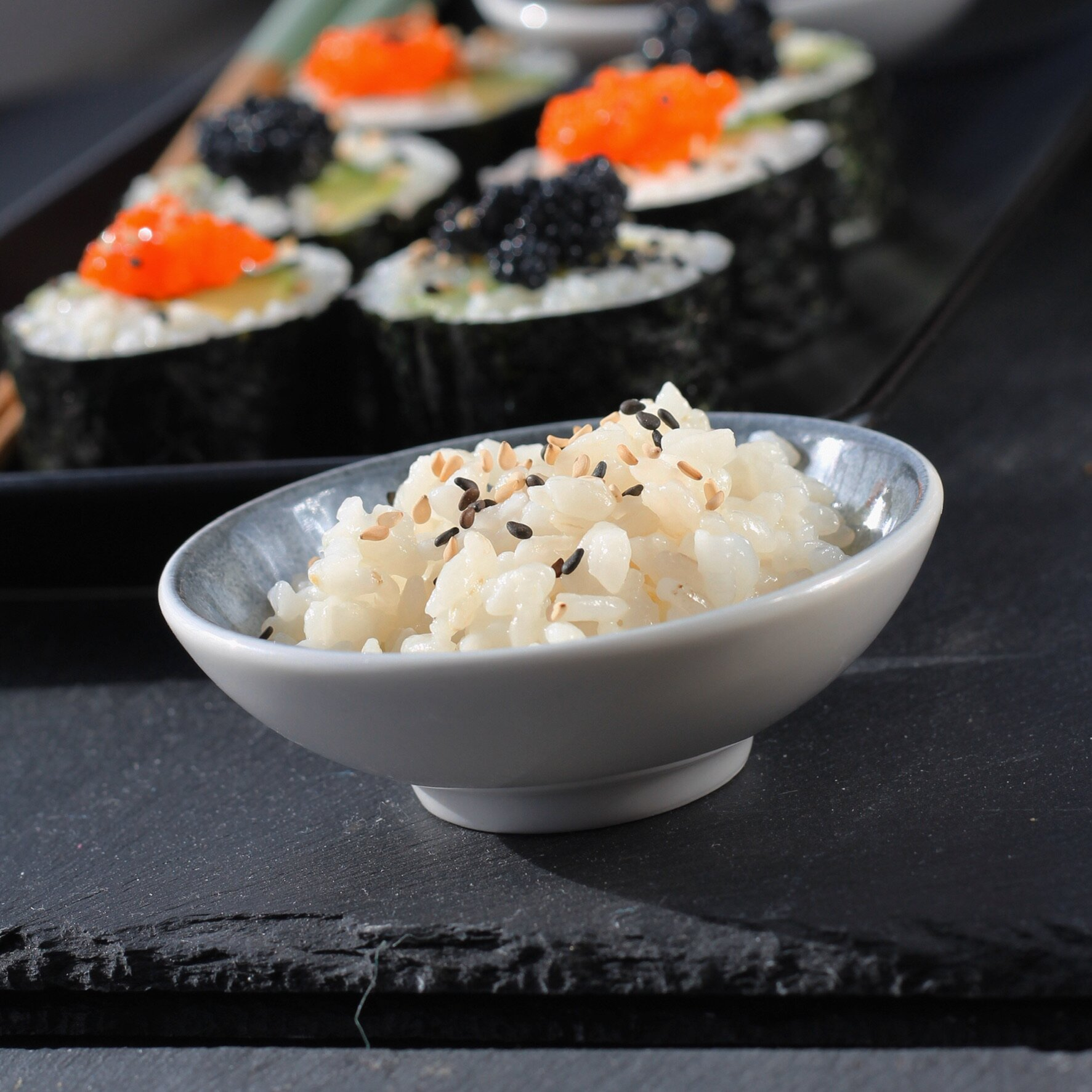 instant pot sushi rice recipe