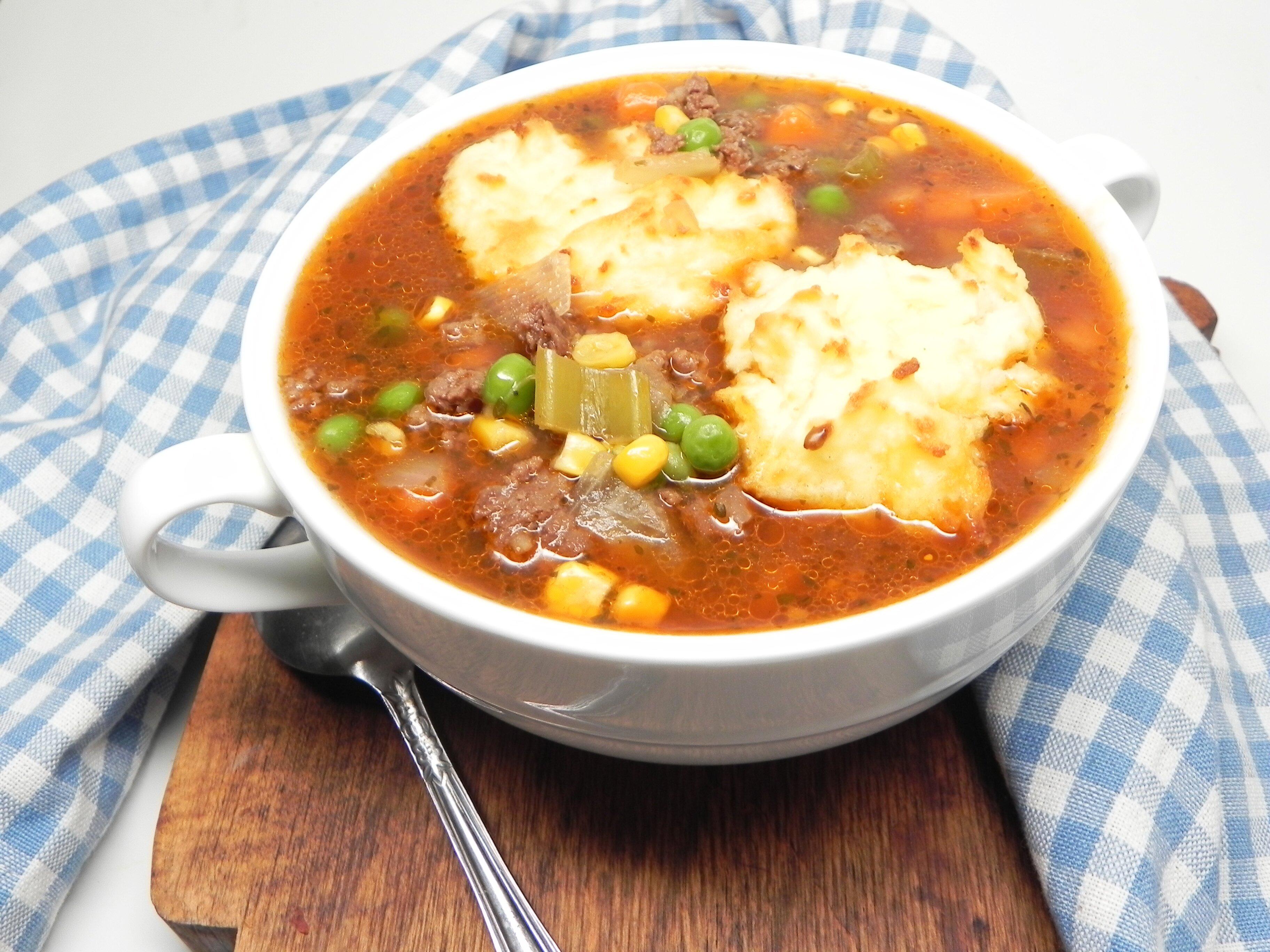 instant pot cottage pie soup recipe