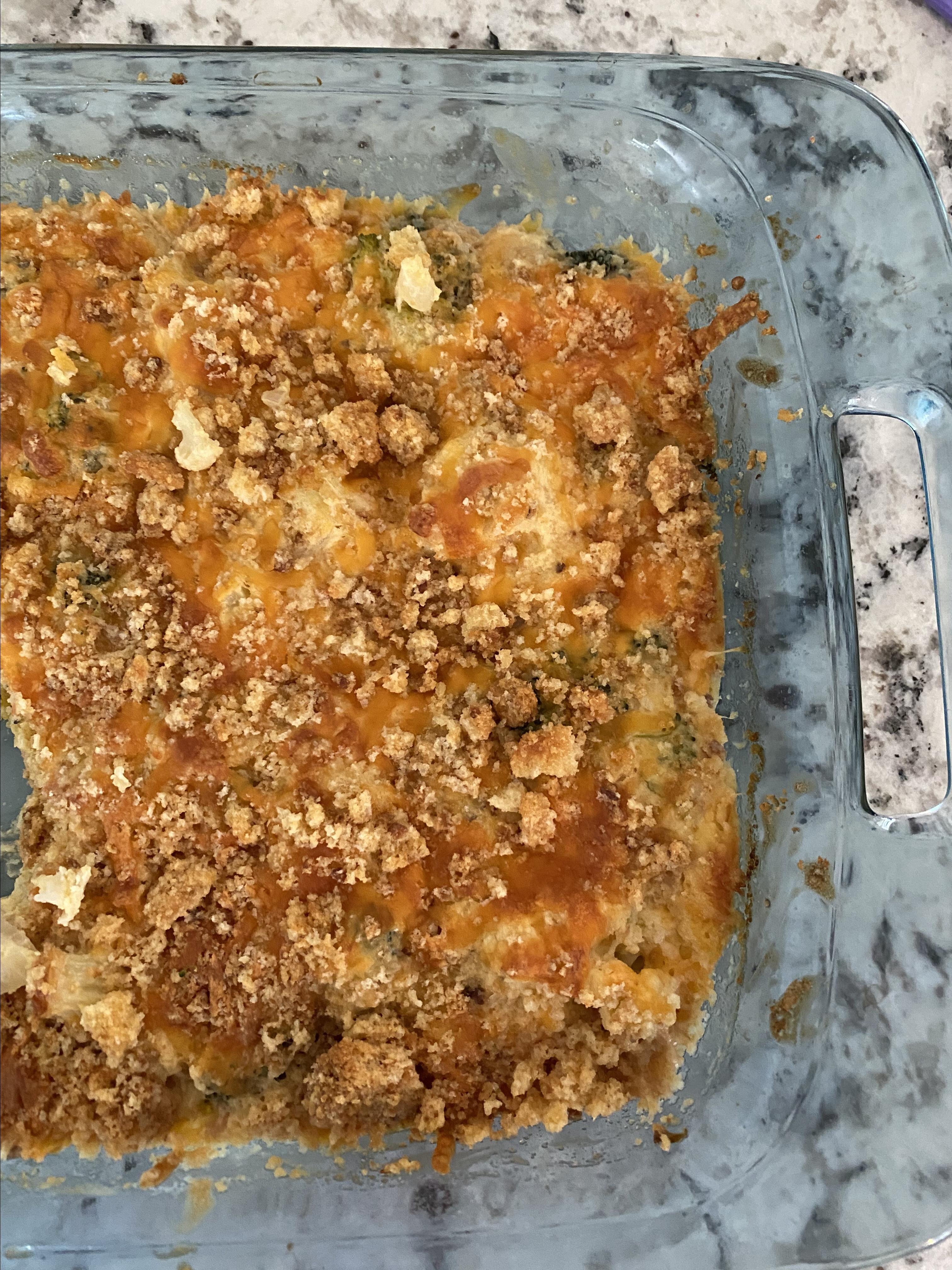 broccoli and cauliflower bake recipe