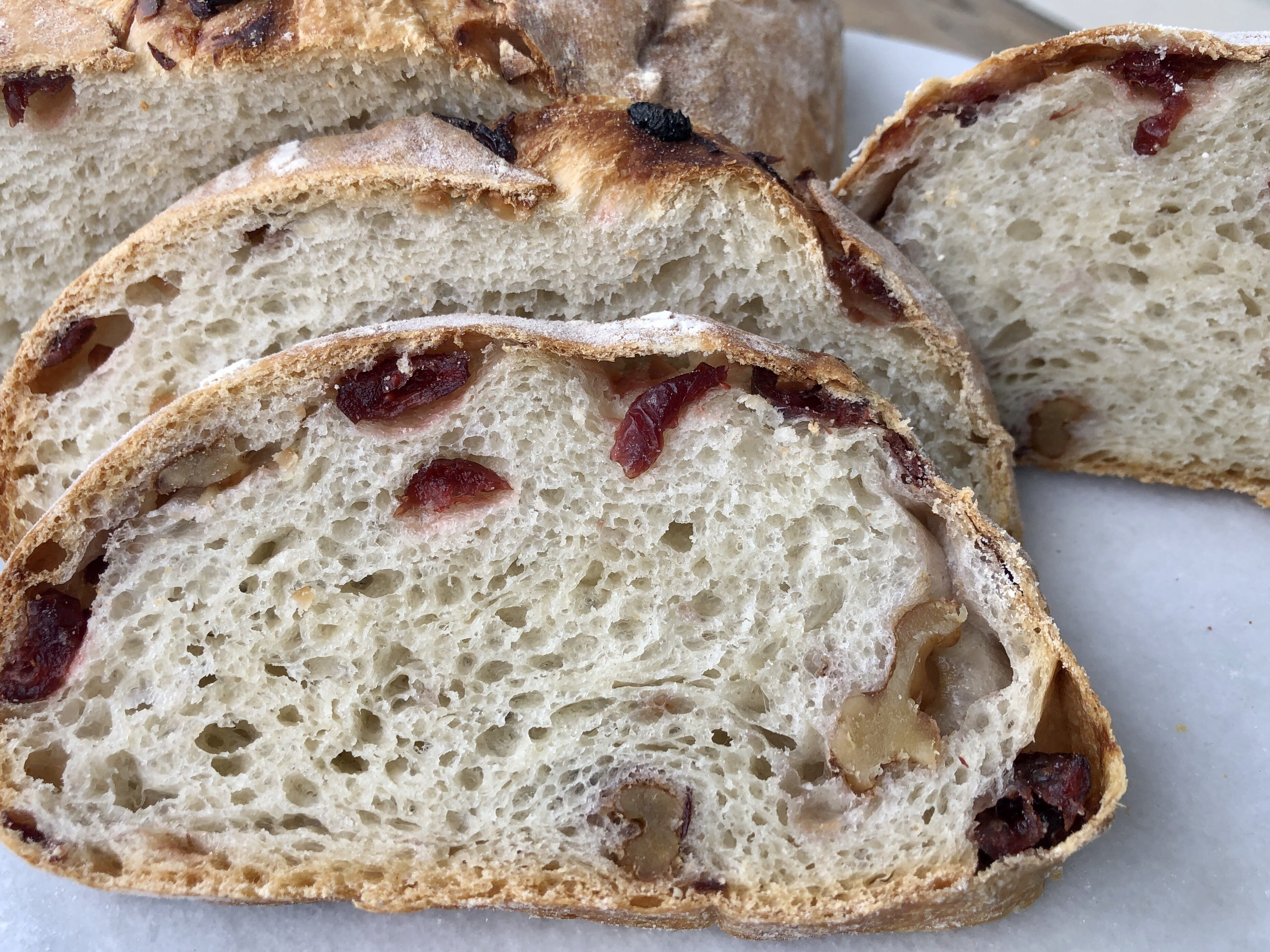 cranberry pecan bread recipe