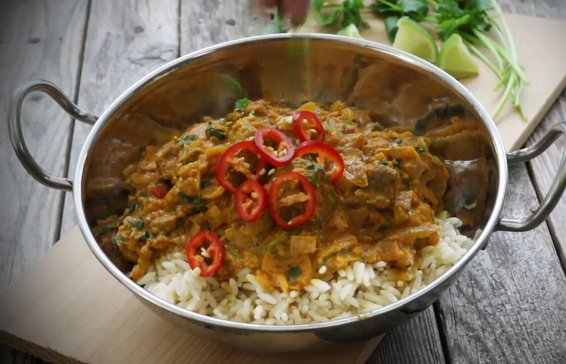 special beef rendang curry recipe