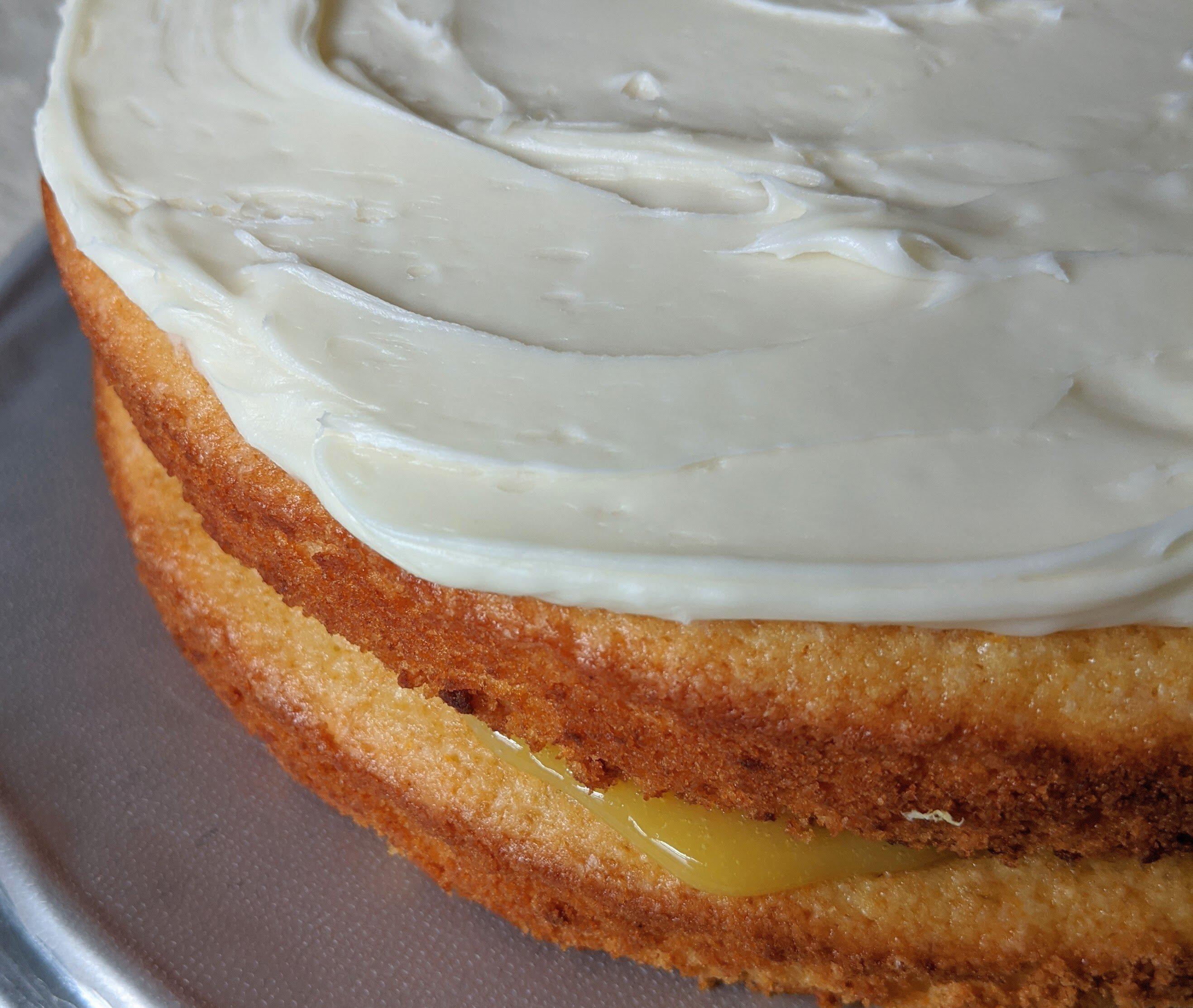 whole lemon layer cake recipe