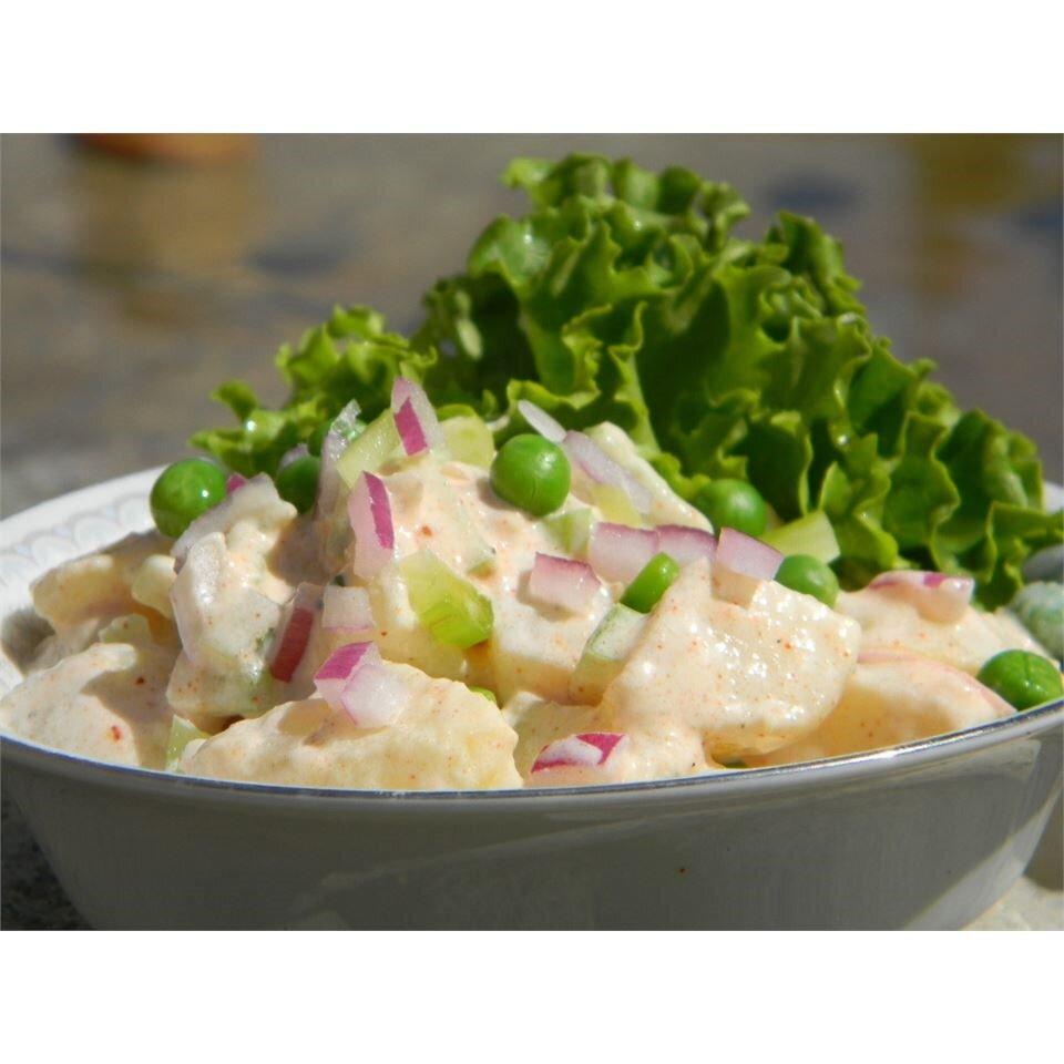 ranch potato salad recipe