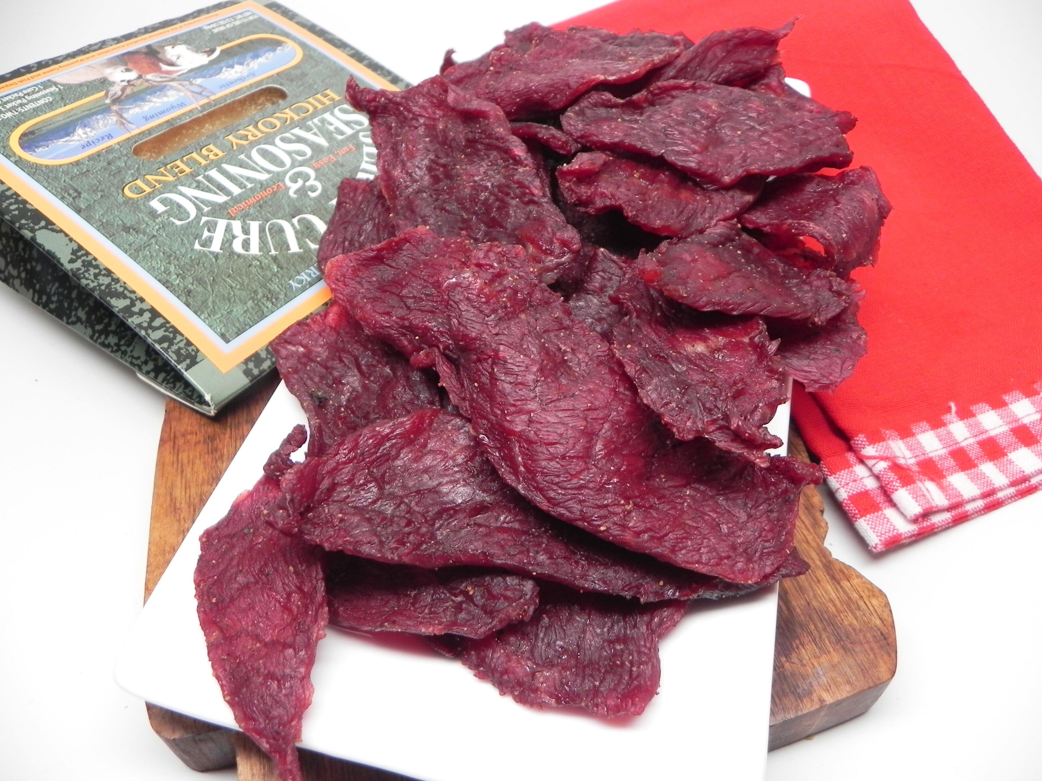 air fryer oven beef jerky recipe