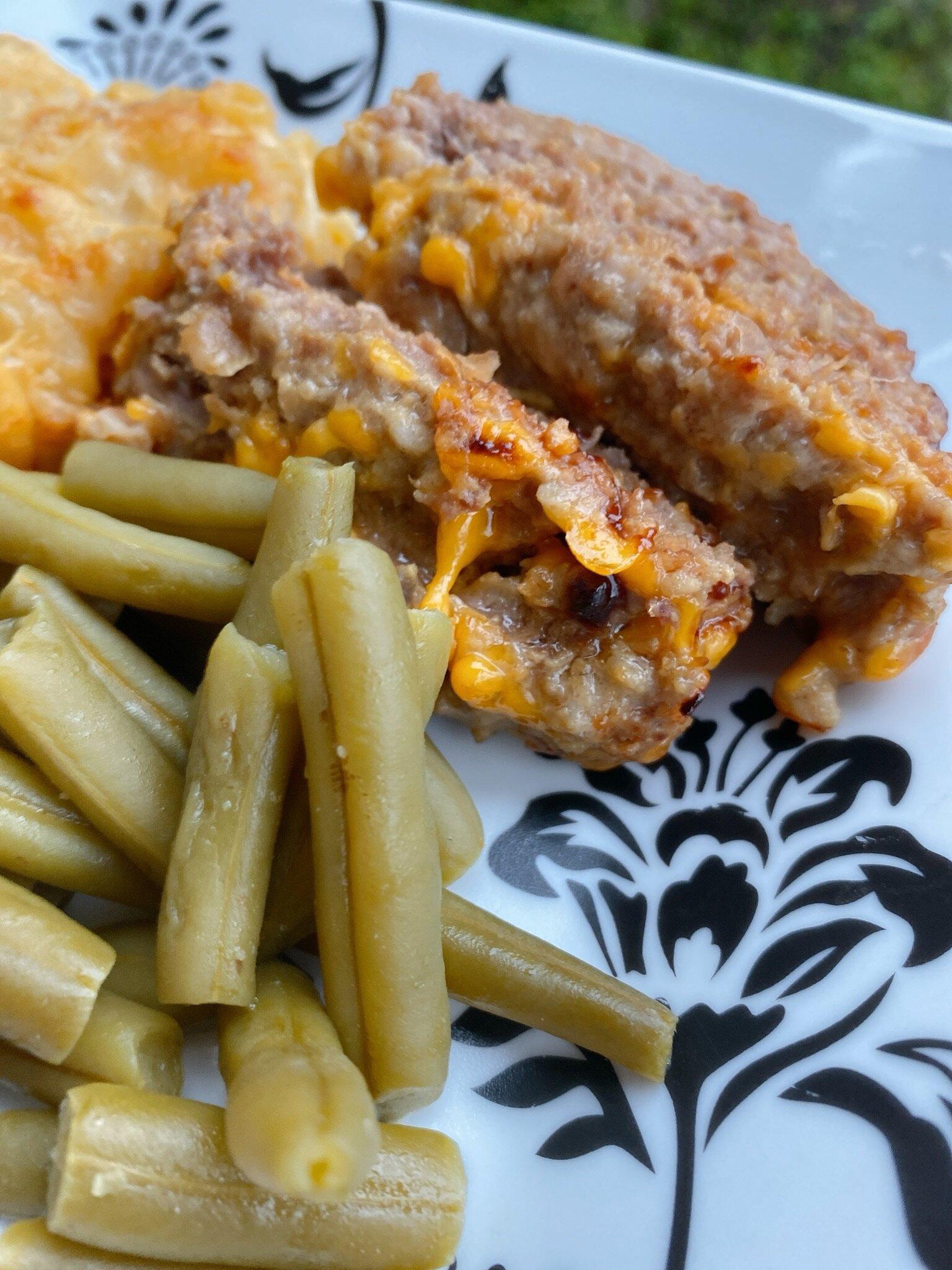 instant pot bbq cheddar meatloaf recipe