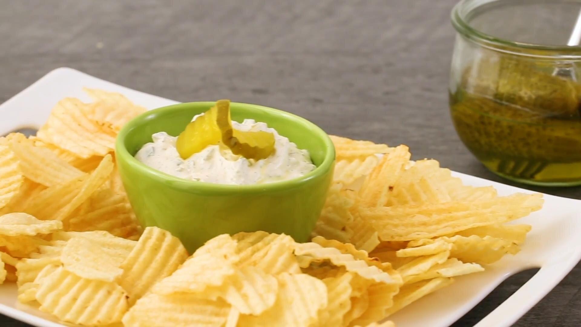 pickle dip recipe