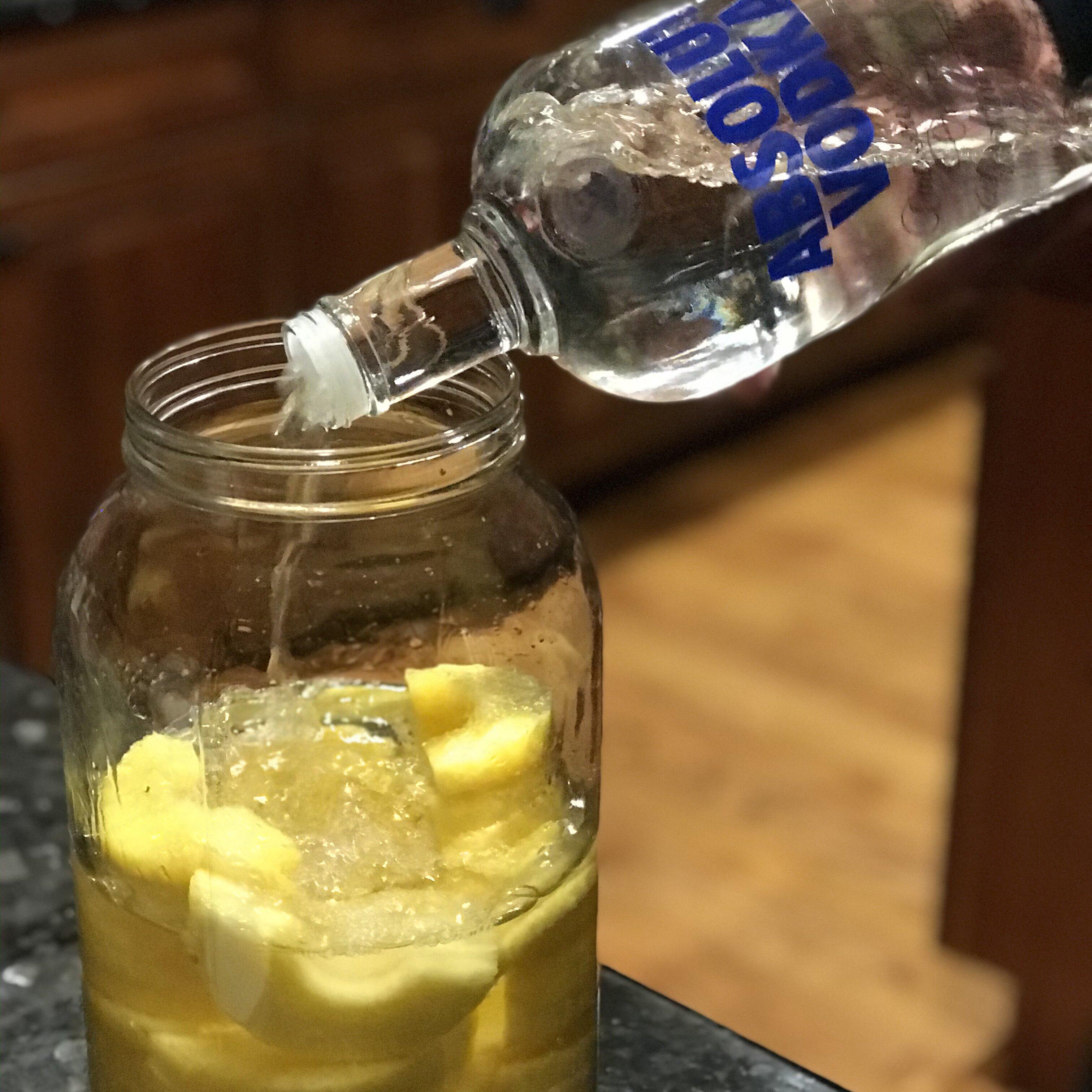 pineapple infused vodka recipe