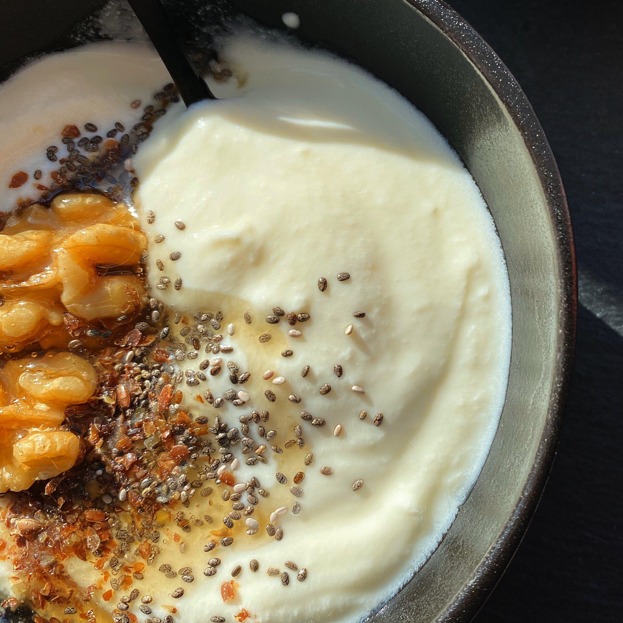 homemade yogurt in the oven recipe