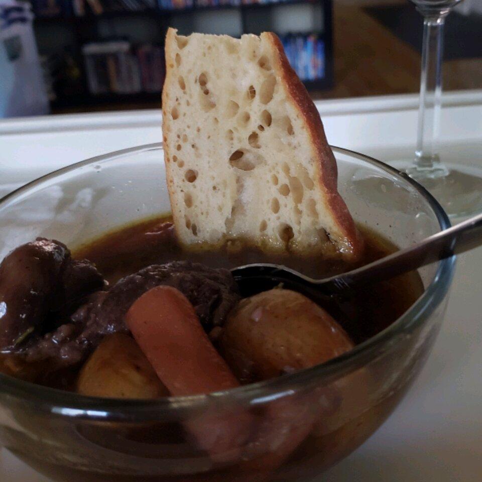 beef burgundy ii recipe