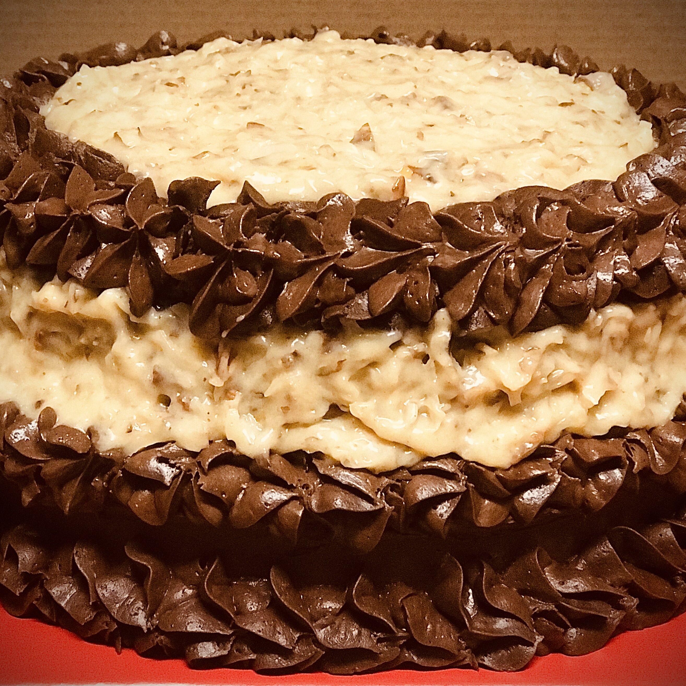 dianes german chocolate cake recipe