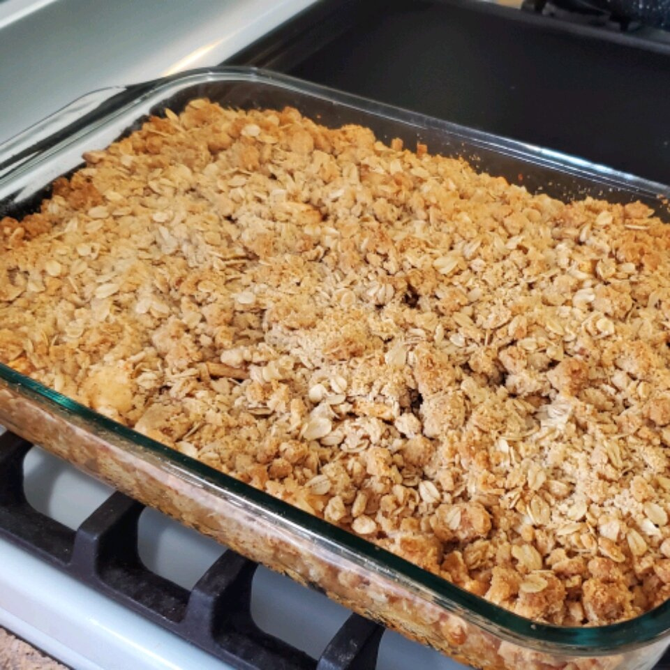 apple oatmeal crisp recipe
