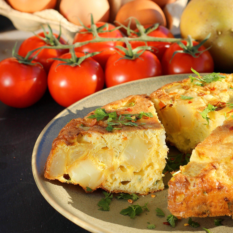 air fryer spanish tortilla recipe