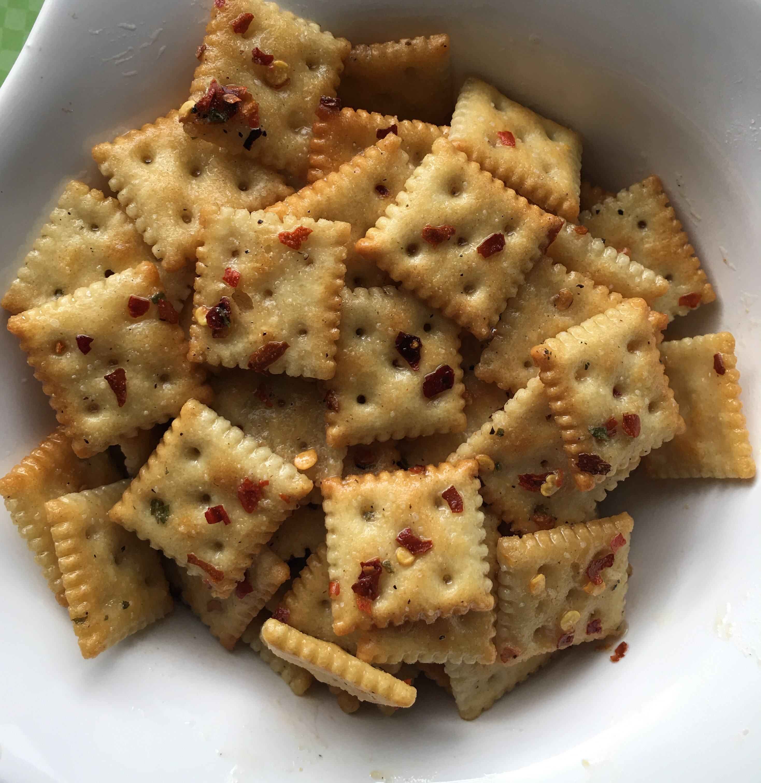 alabama fire crackers recipe