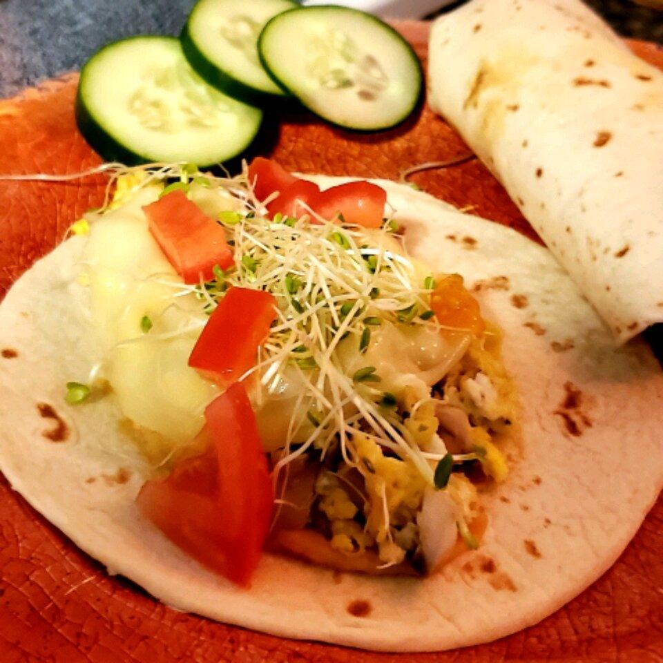 andis own delightful brunch burritos recipe