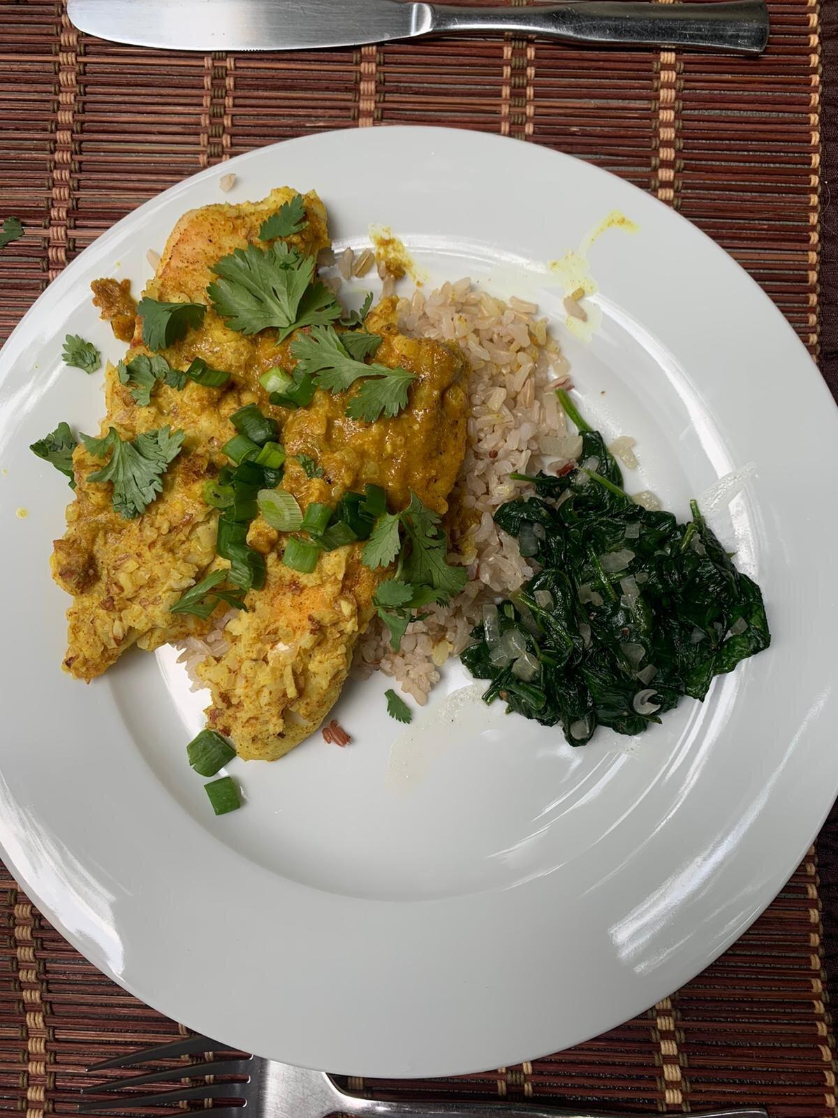 thai style tilapia recipe