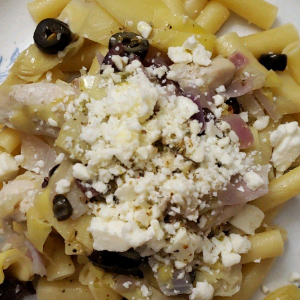 instant pot greek chicken recipe