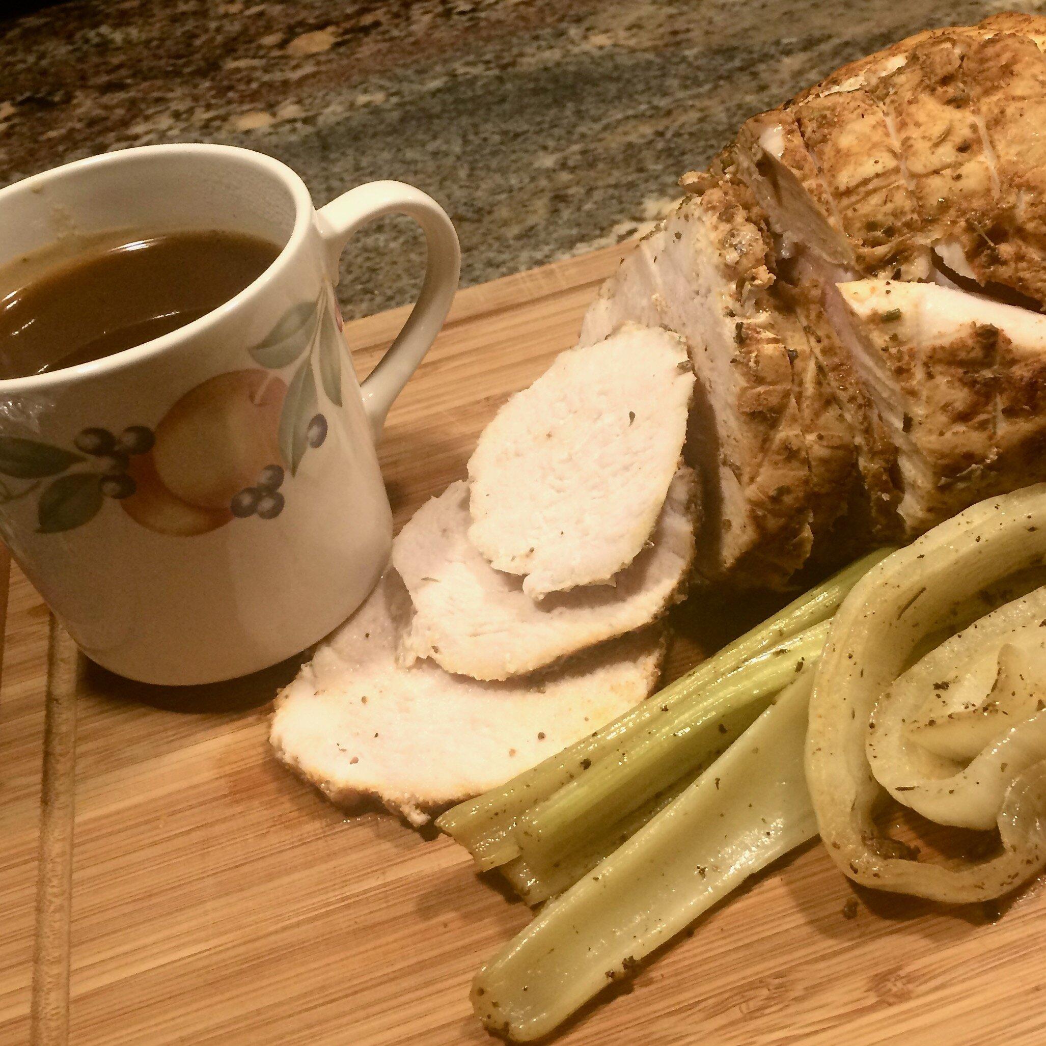 boneless turkey breast in the instant pot recipe
