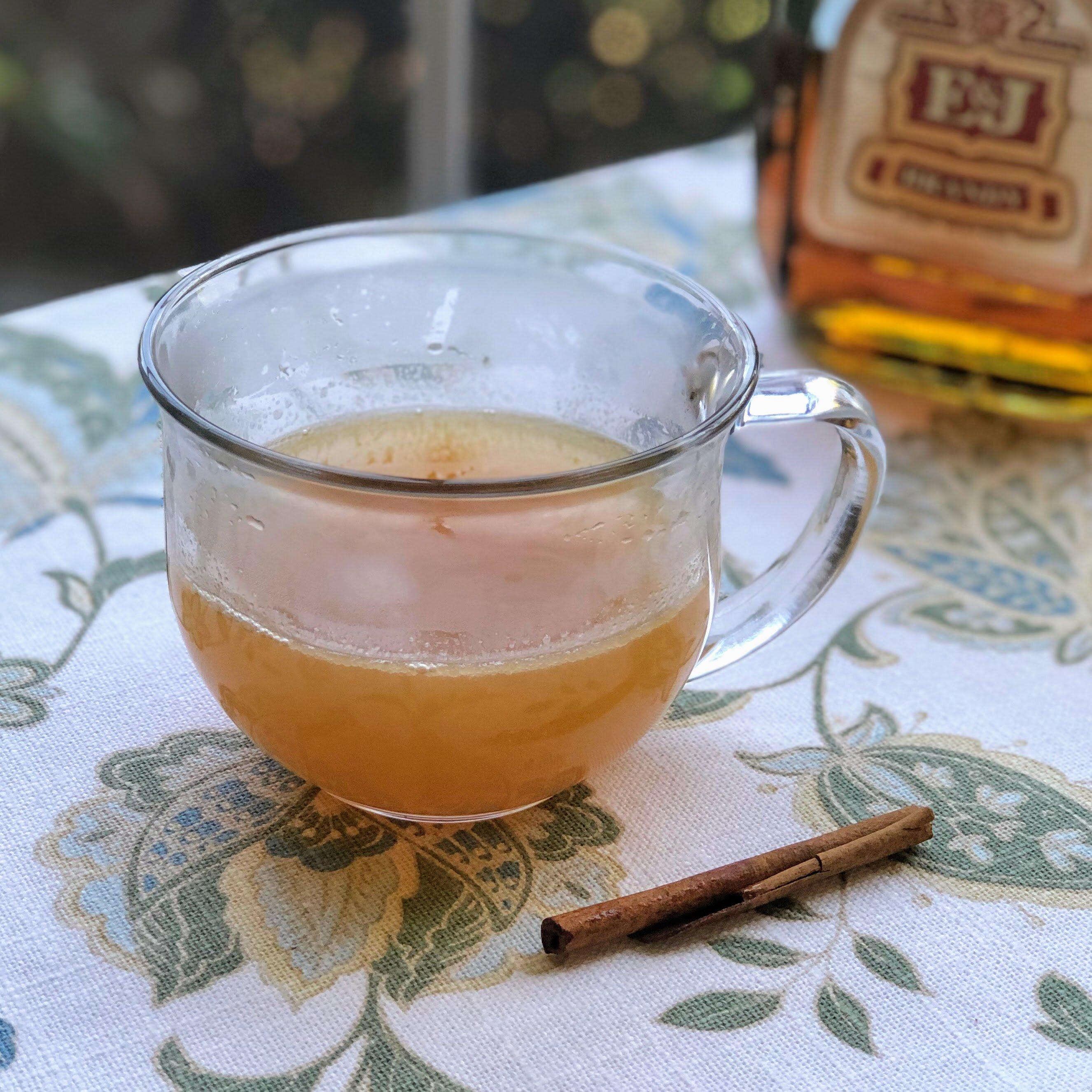 kombucha hot buttered toddy recipe