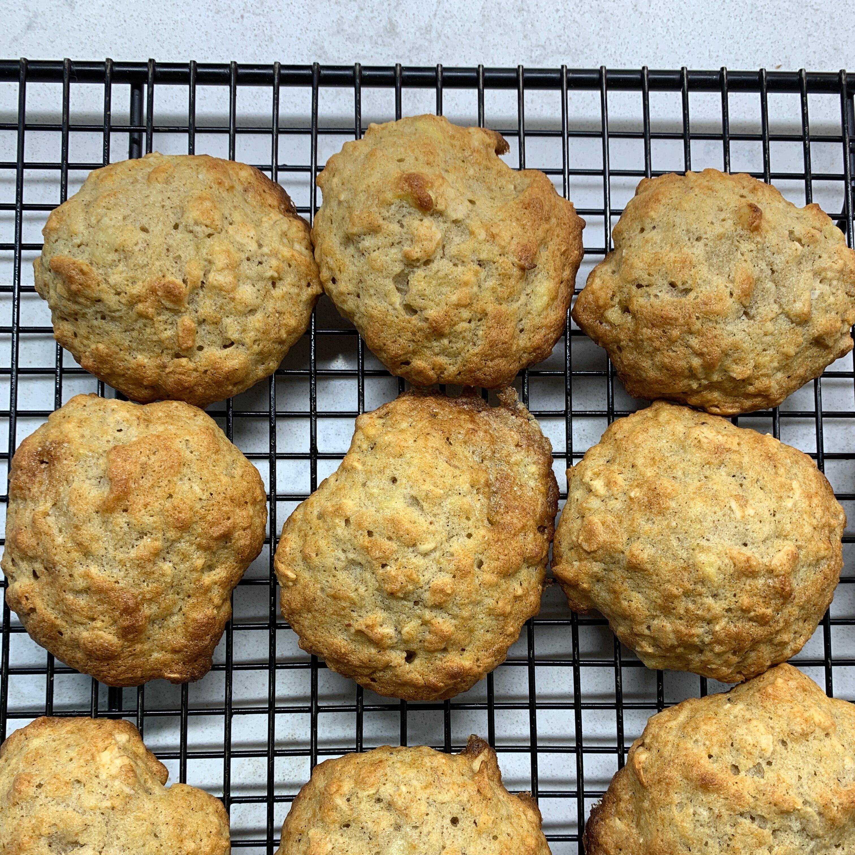 banana oatmeal cookie recipe