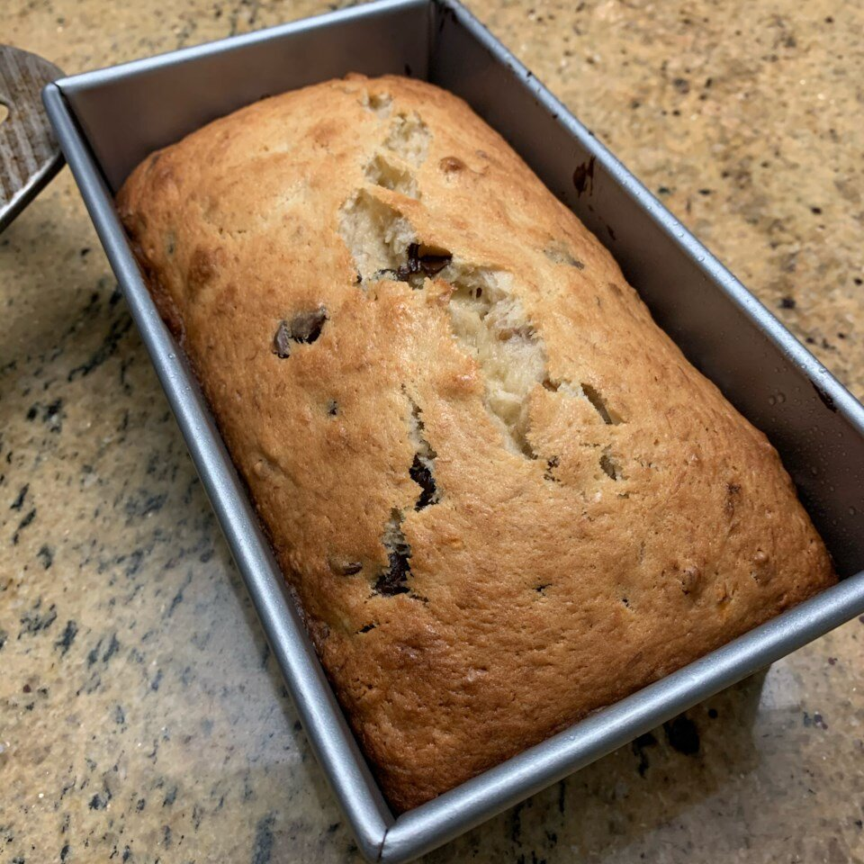 chocolate chip banana bread ii recipe