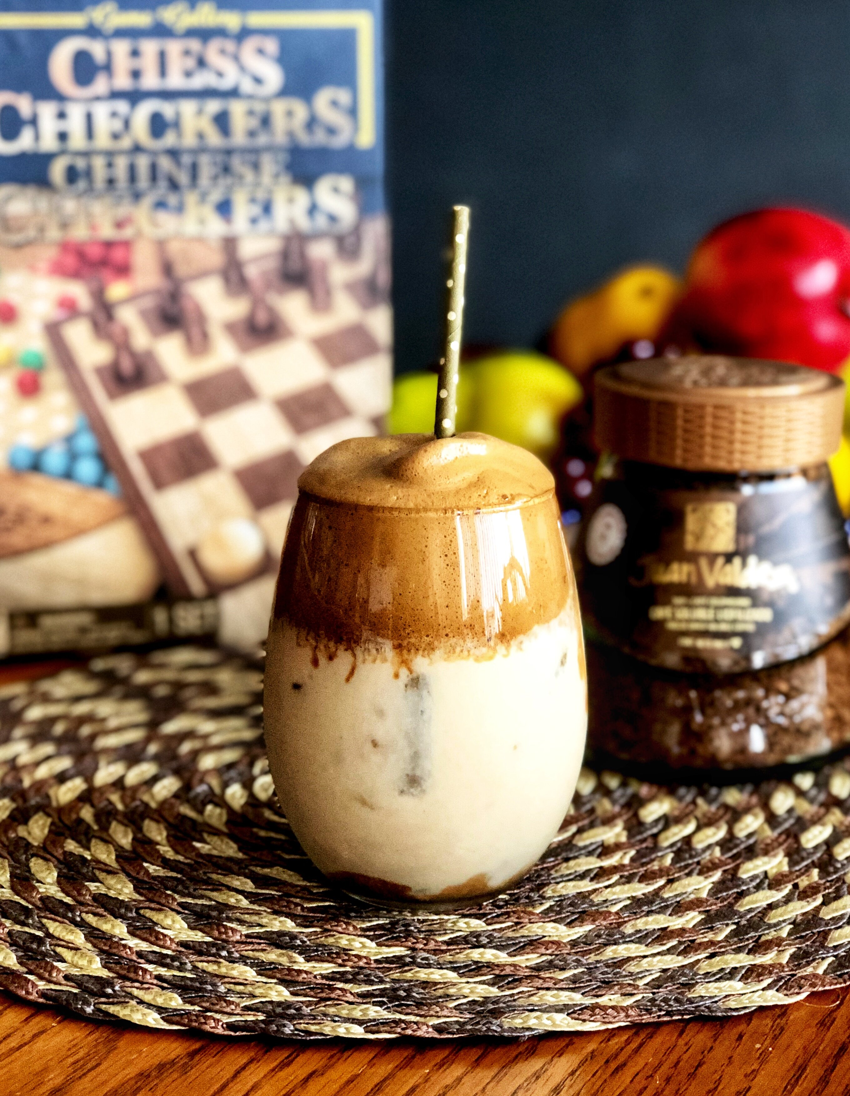 whipped peanut butter iced coffee recipe