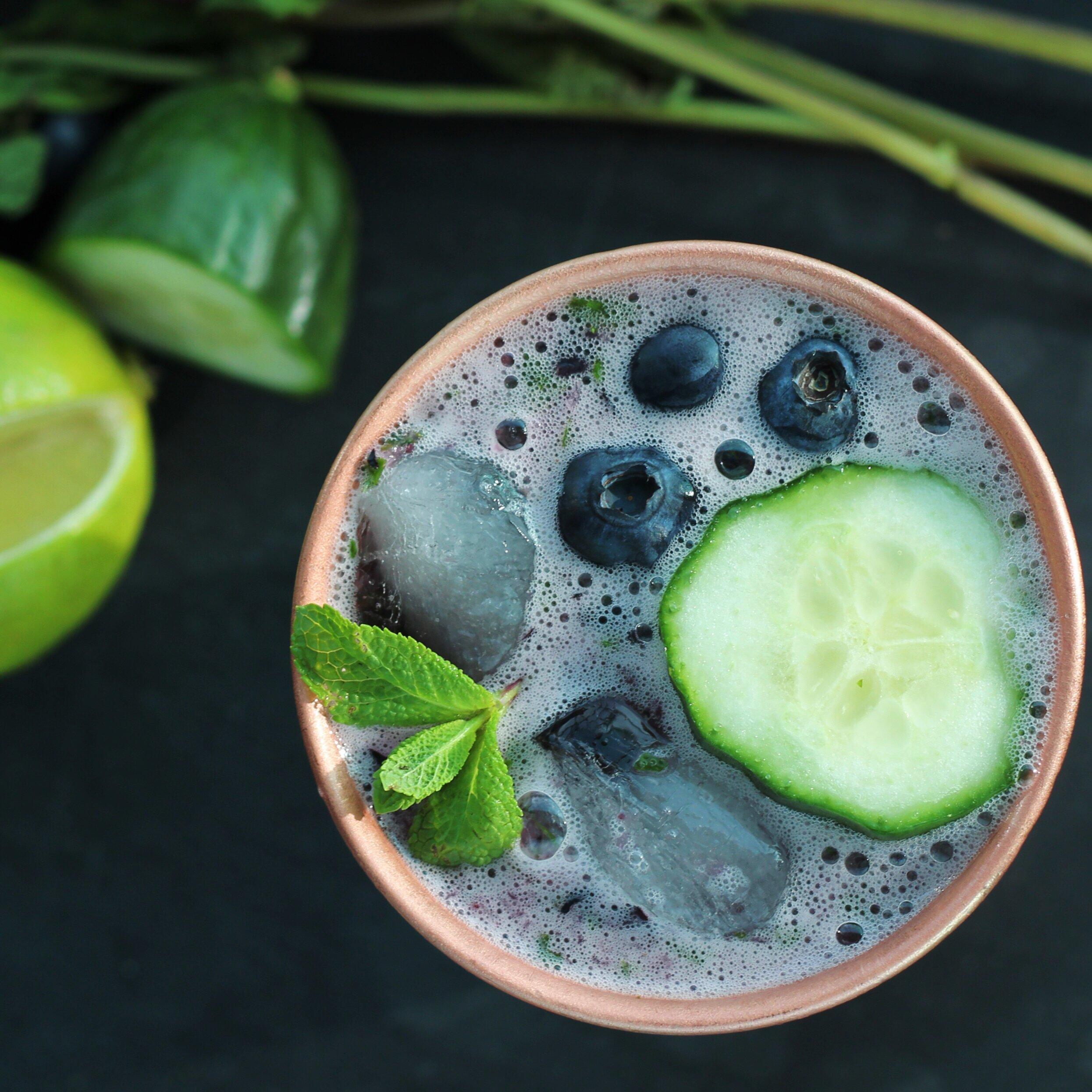 summertime mule recipe