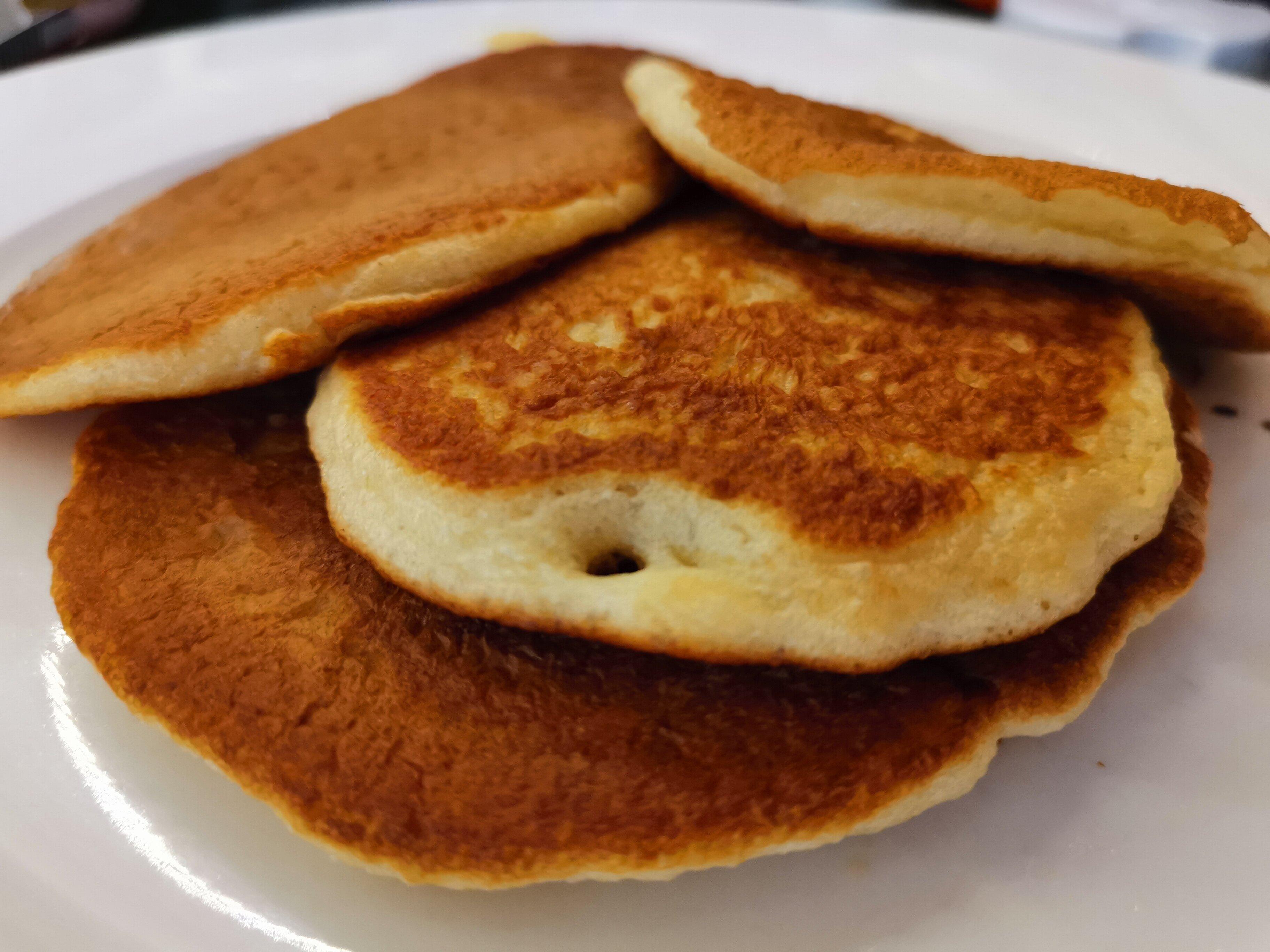 fluffy flapjack pancakes recipe