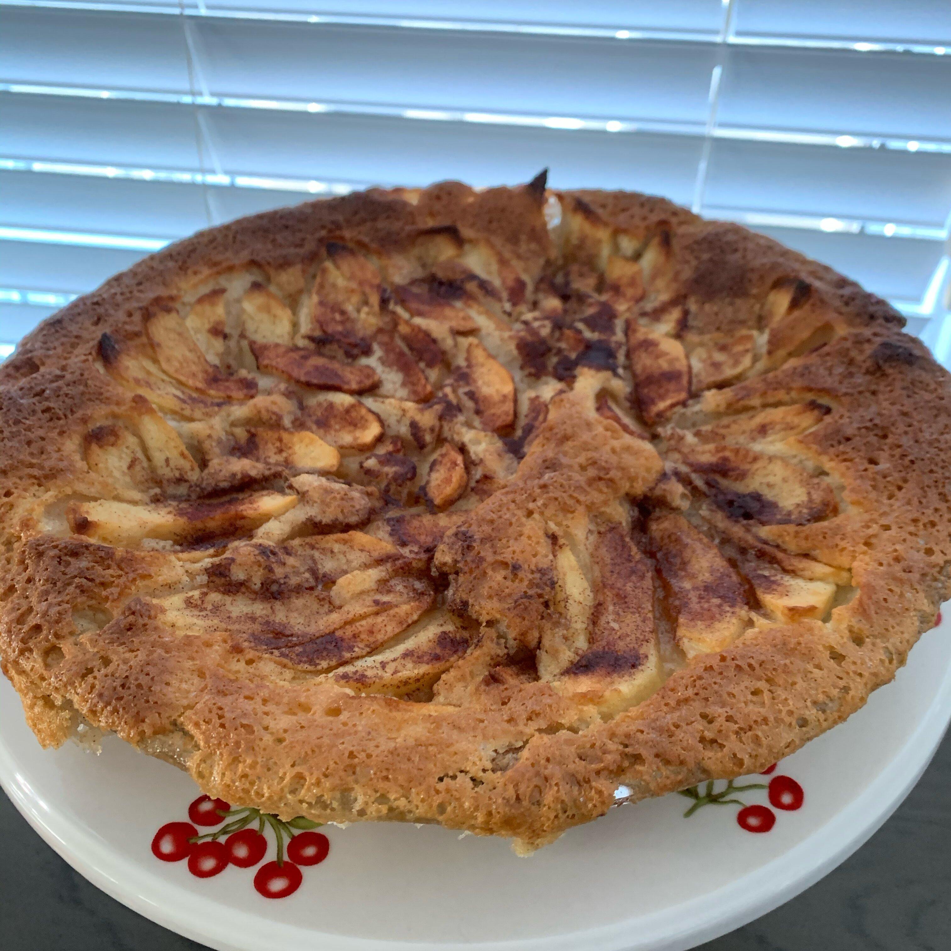 quick apple cobbler recipe