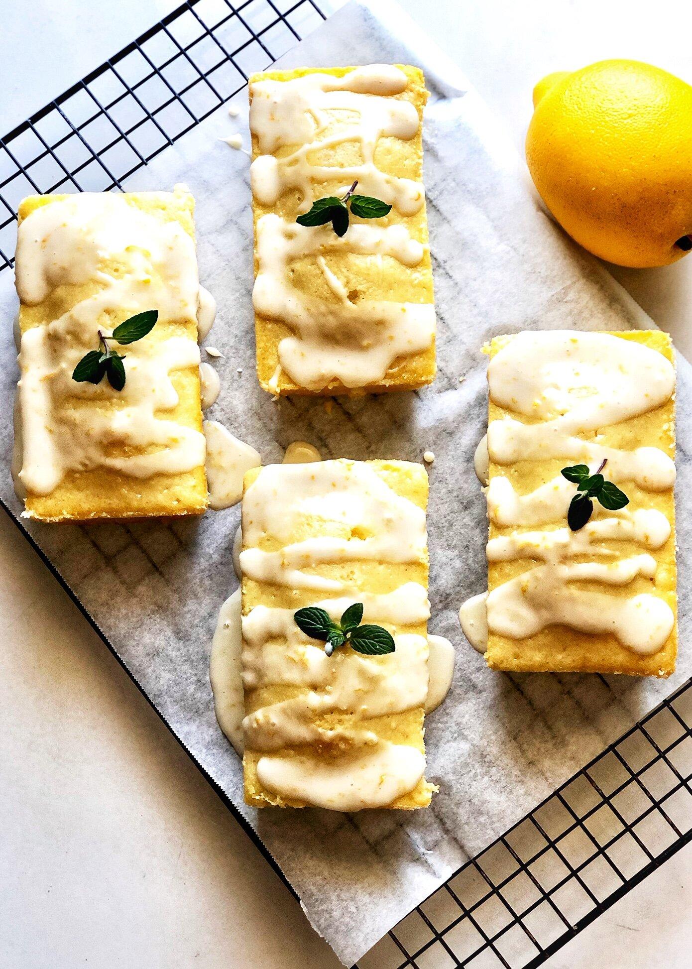 lemony lemon loaf recipe