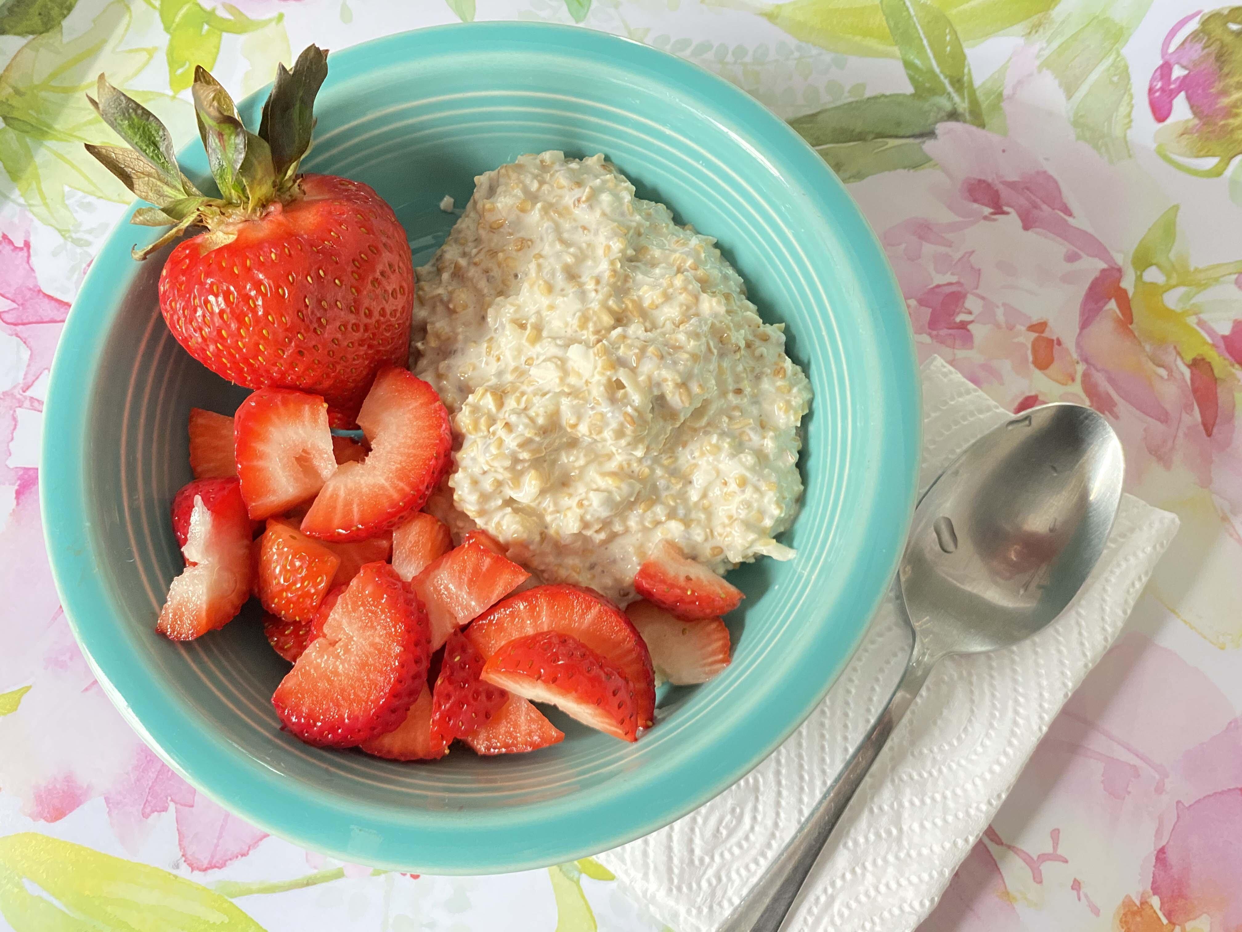 bircher muesli swiss oatmeal recipe