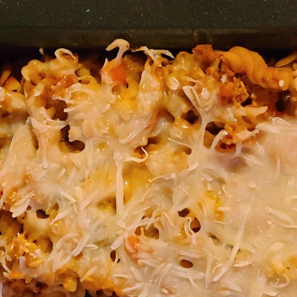 low fat mexican turkey casserole recipe