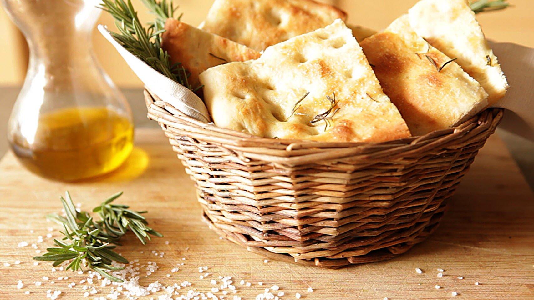 easy rosemary focaccia recipe