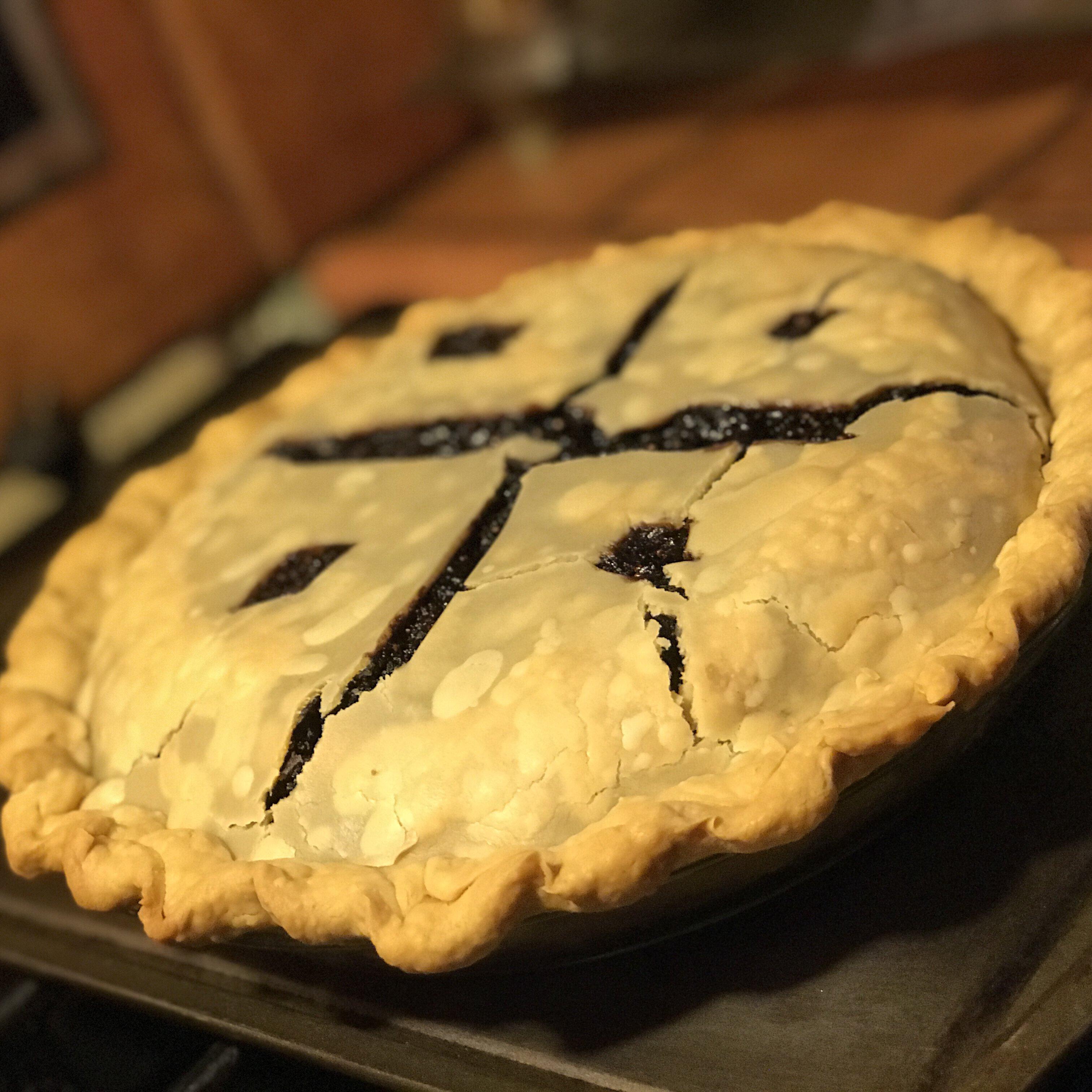 mulberry spice pie recipe
