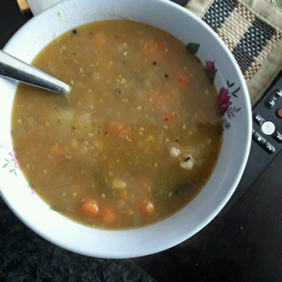 melanies beef barley soup recipe