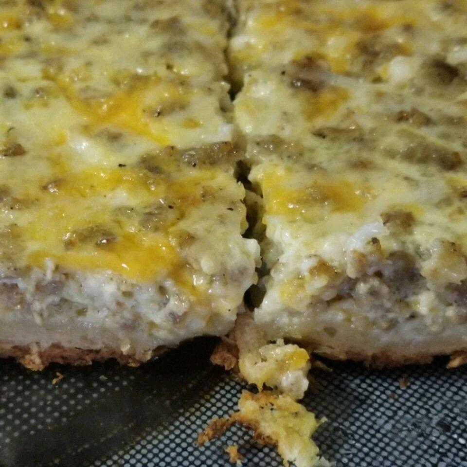 sausage brunch casserole recipe