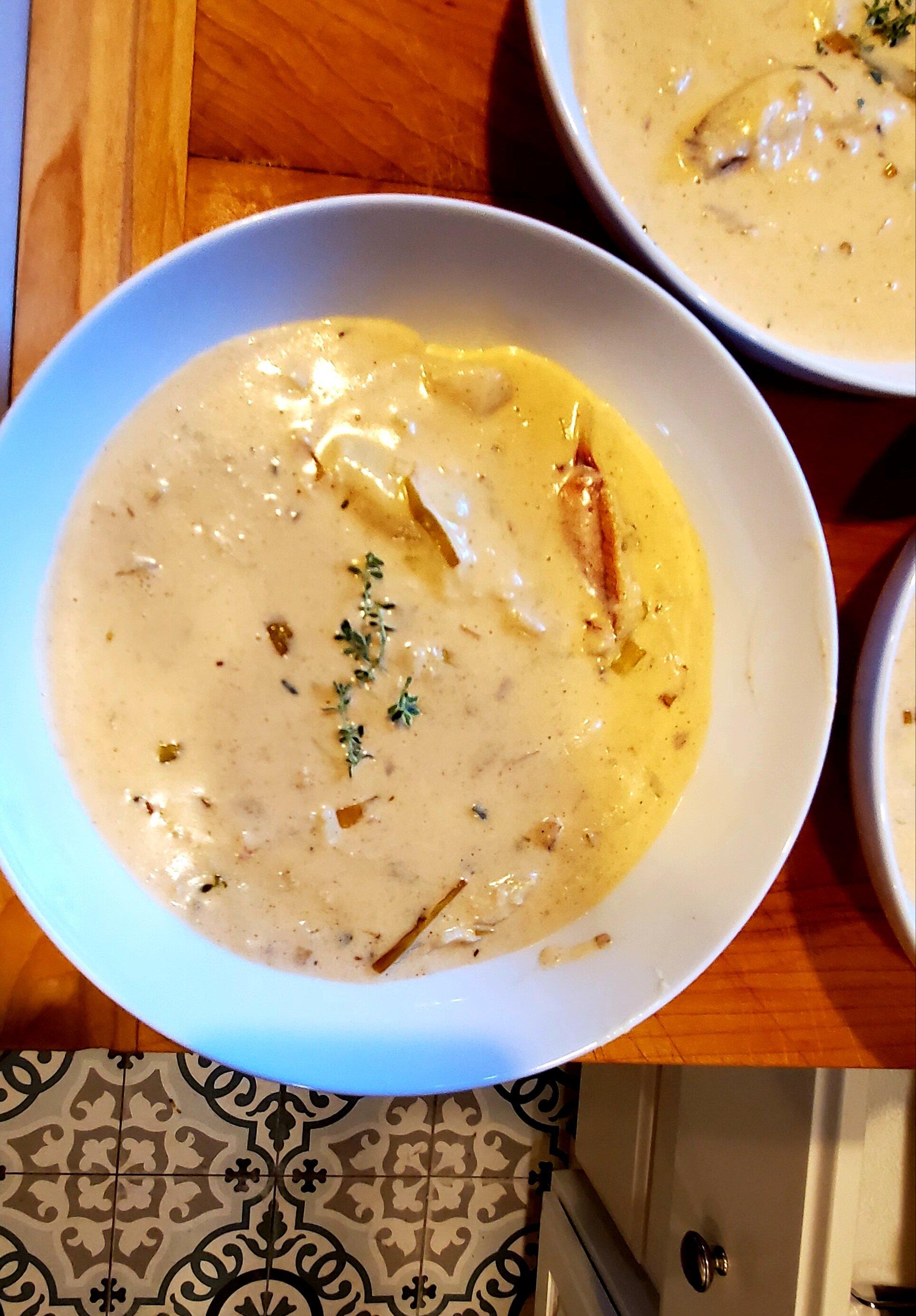 crabmeat bisque made easy recipe