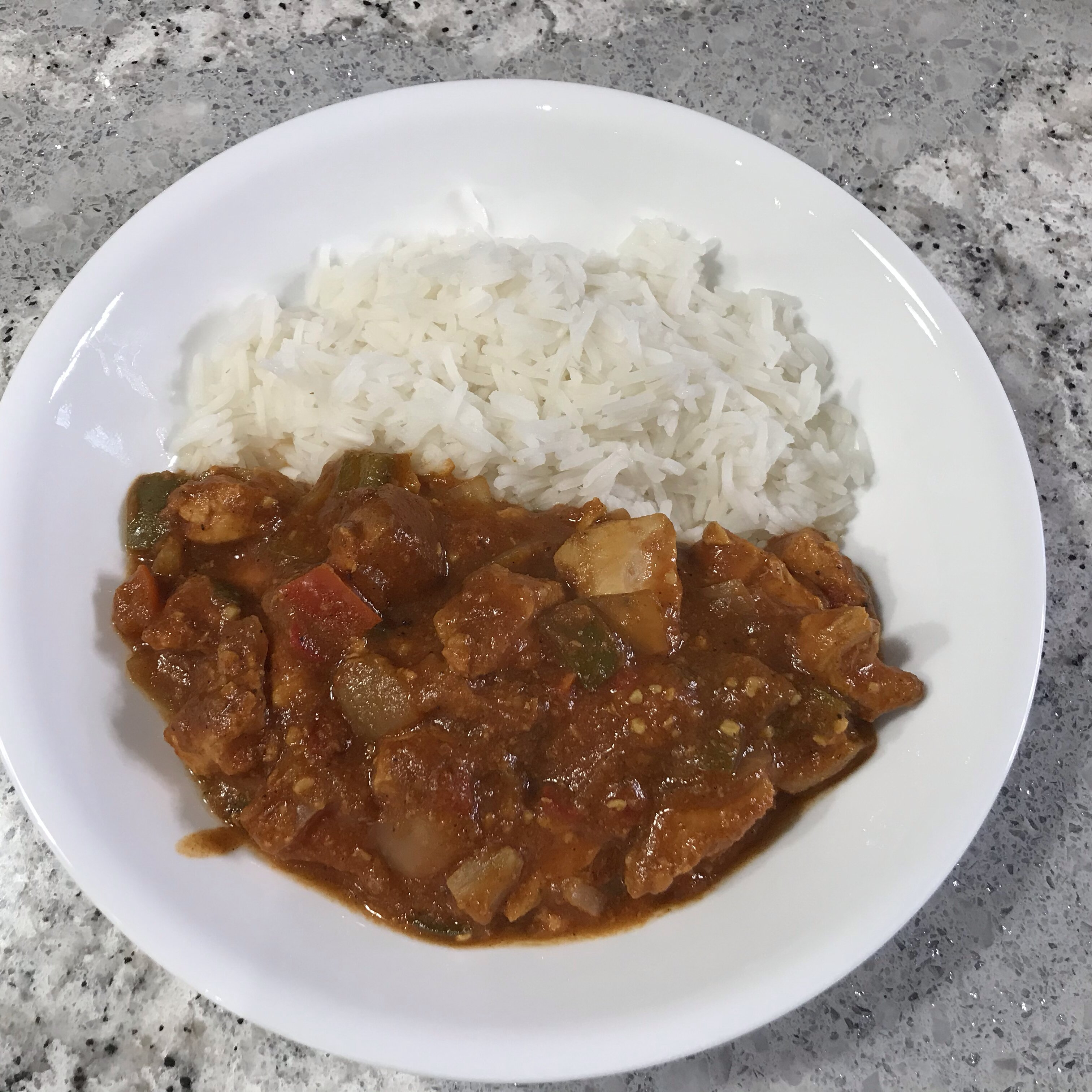 slow cooker chicken jalfrezi recipe