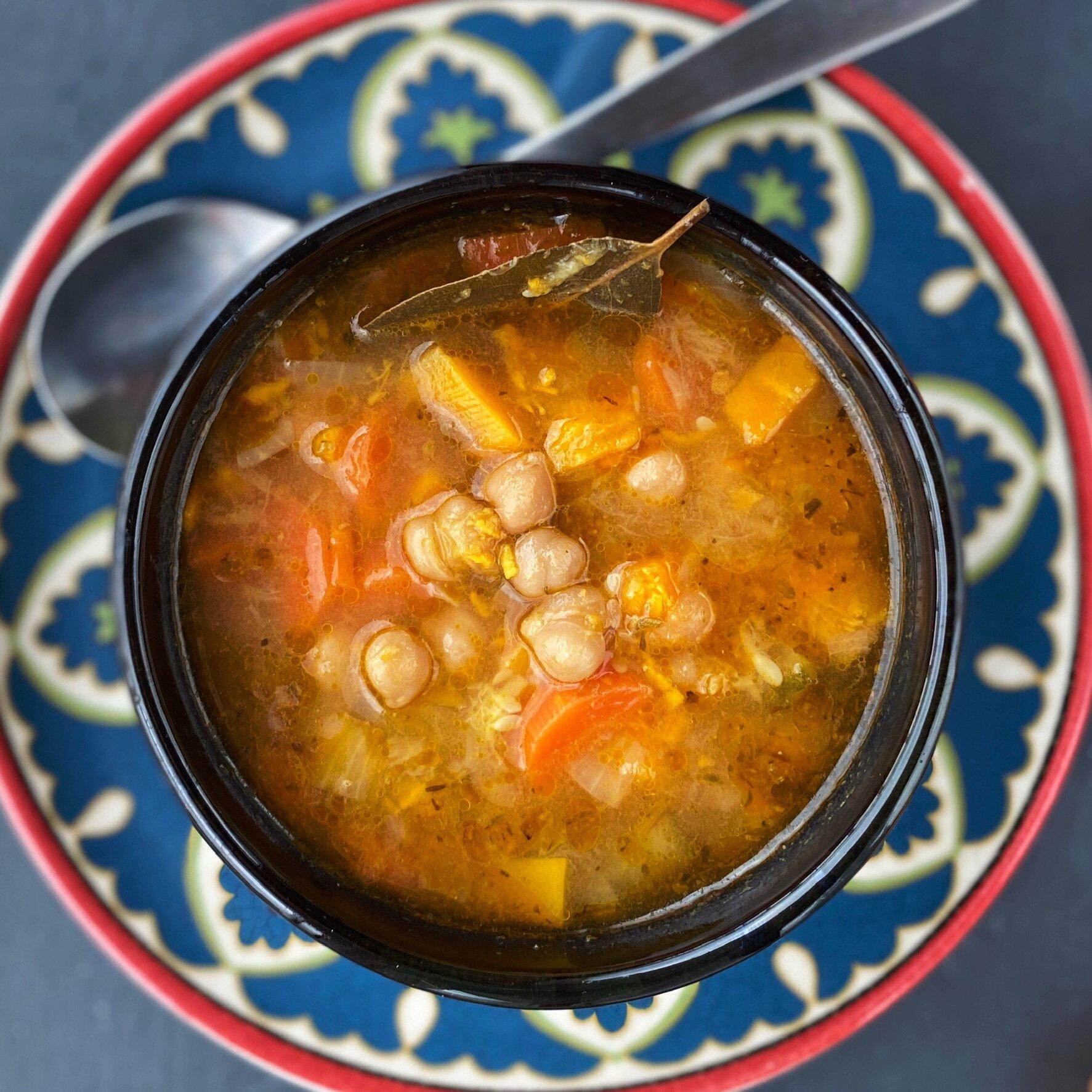 chickpea soup i recipe