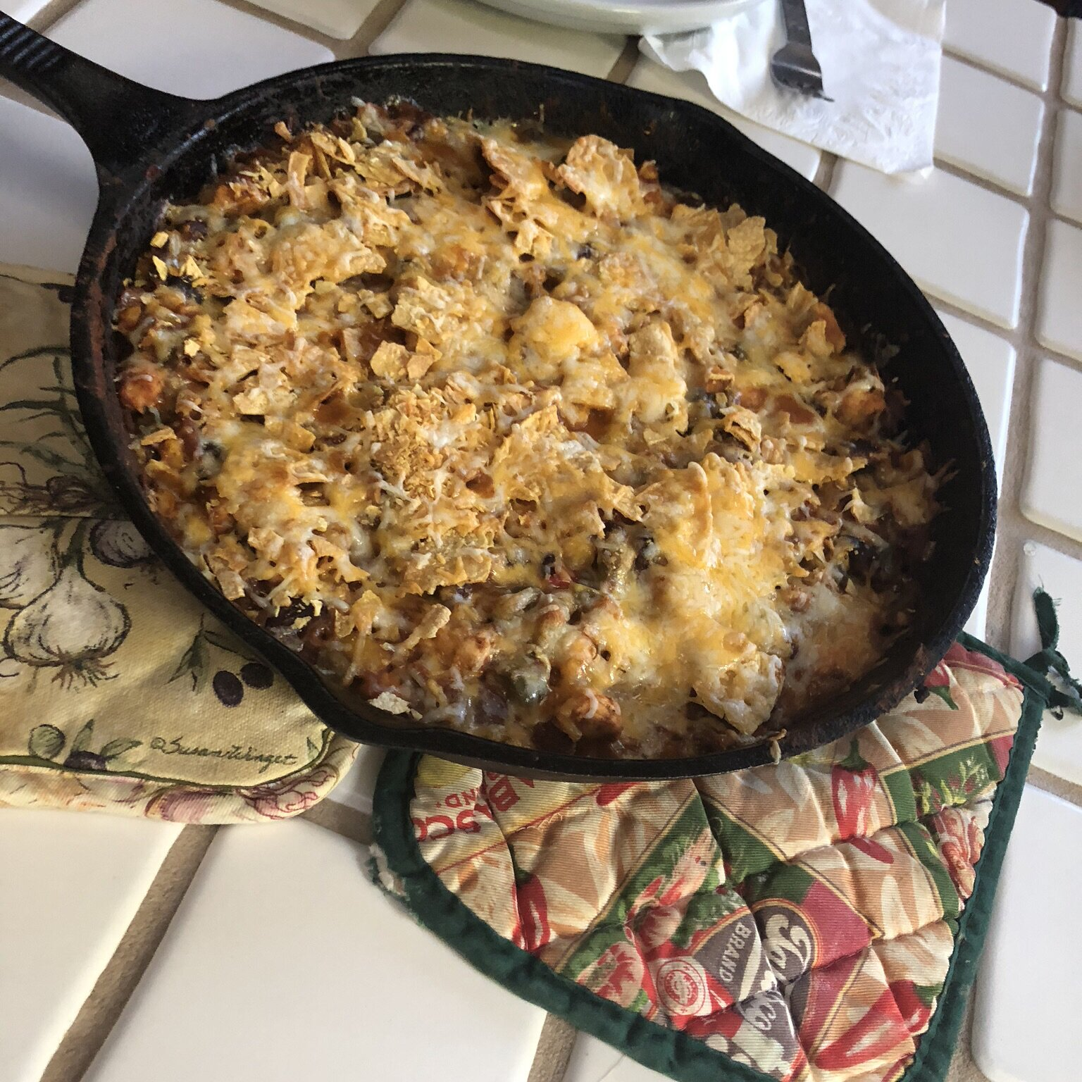 mexican casserole recipe