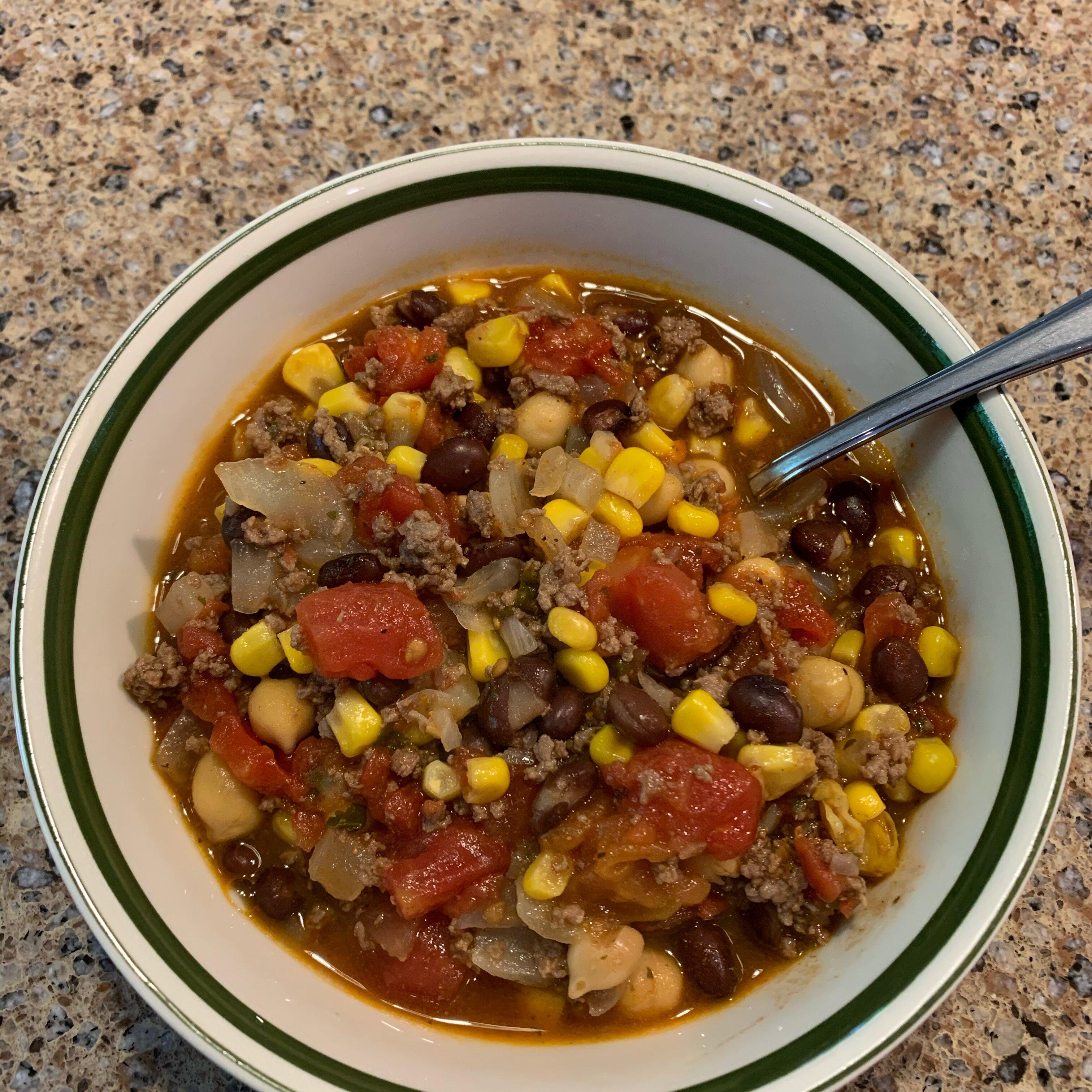 ranch taco soup recipe