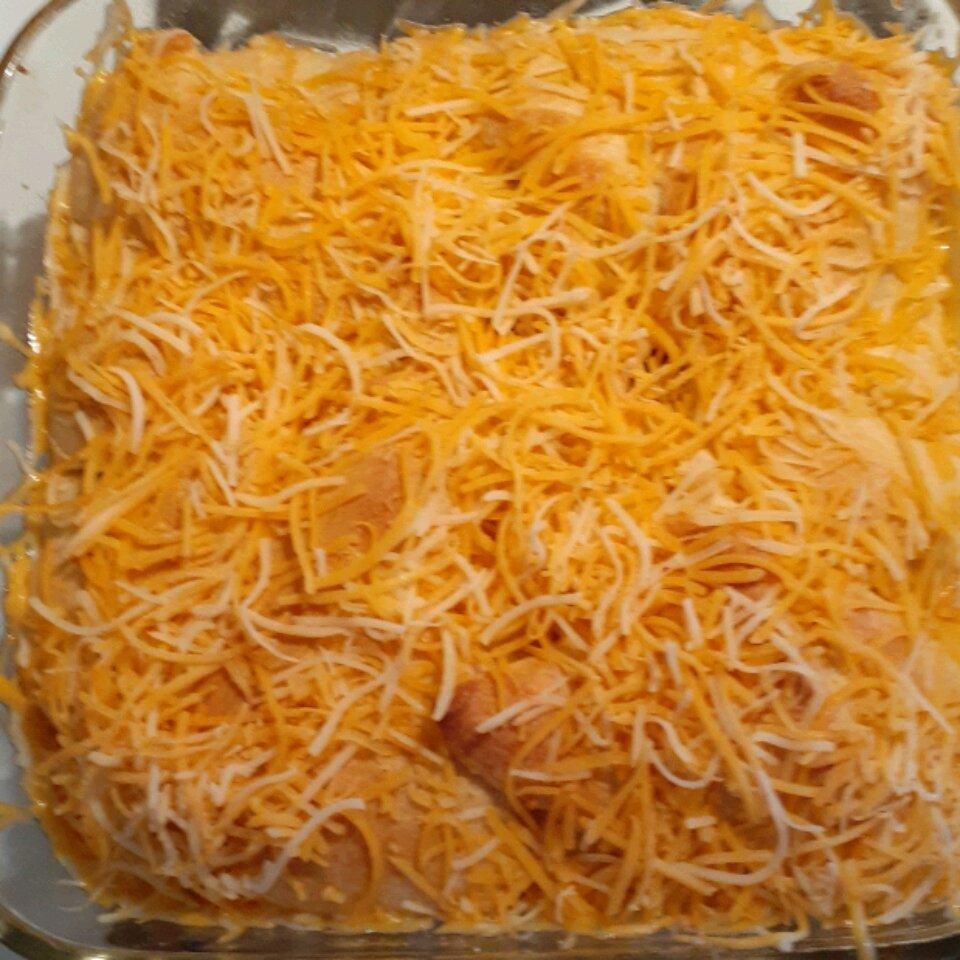 easy taco bake recipe