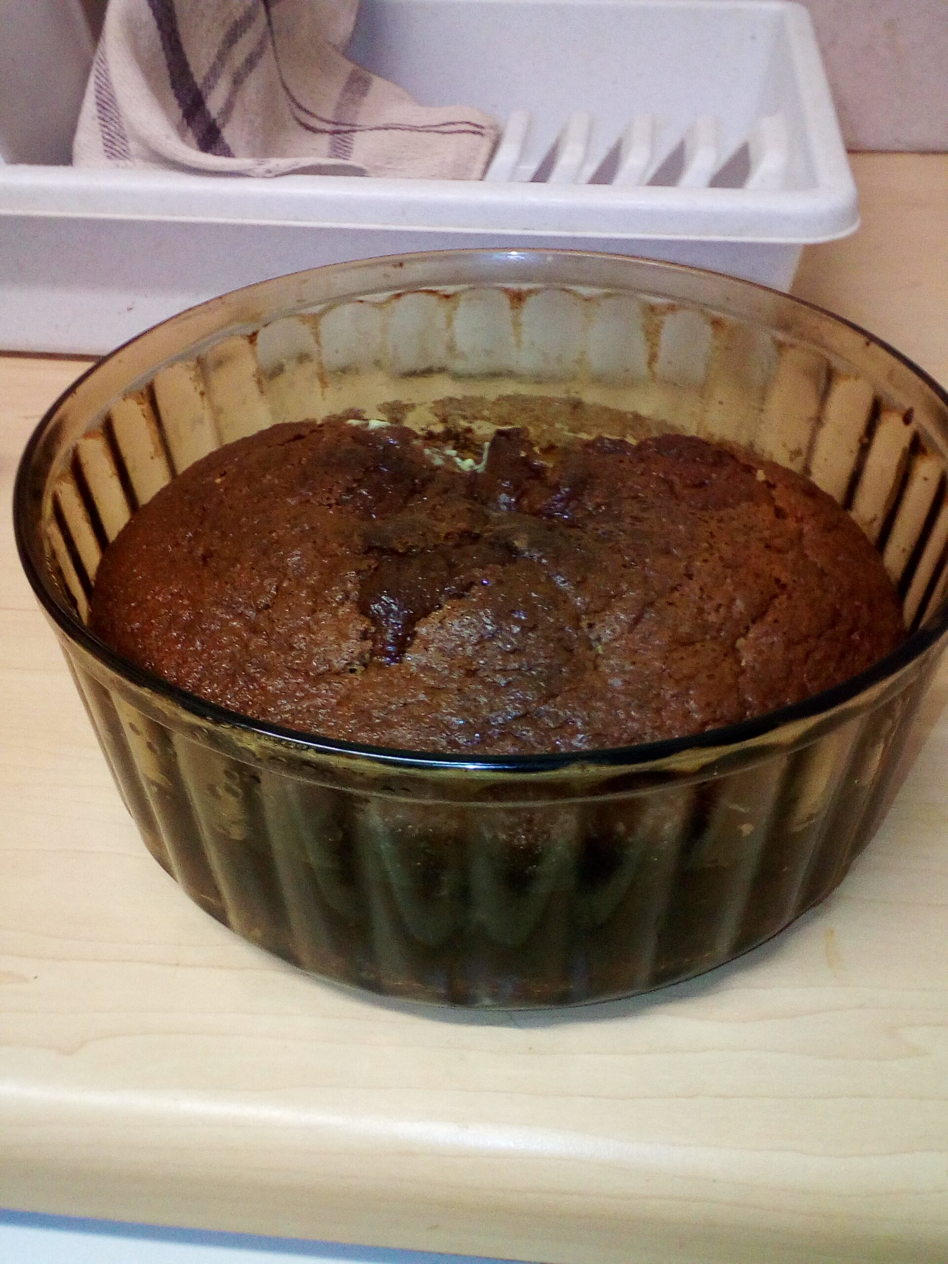 south african brown pudding recipe