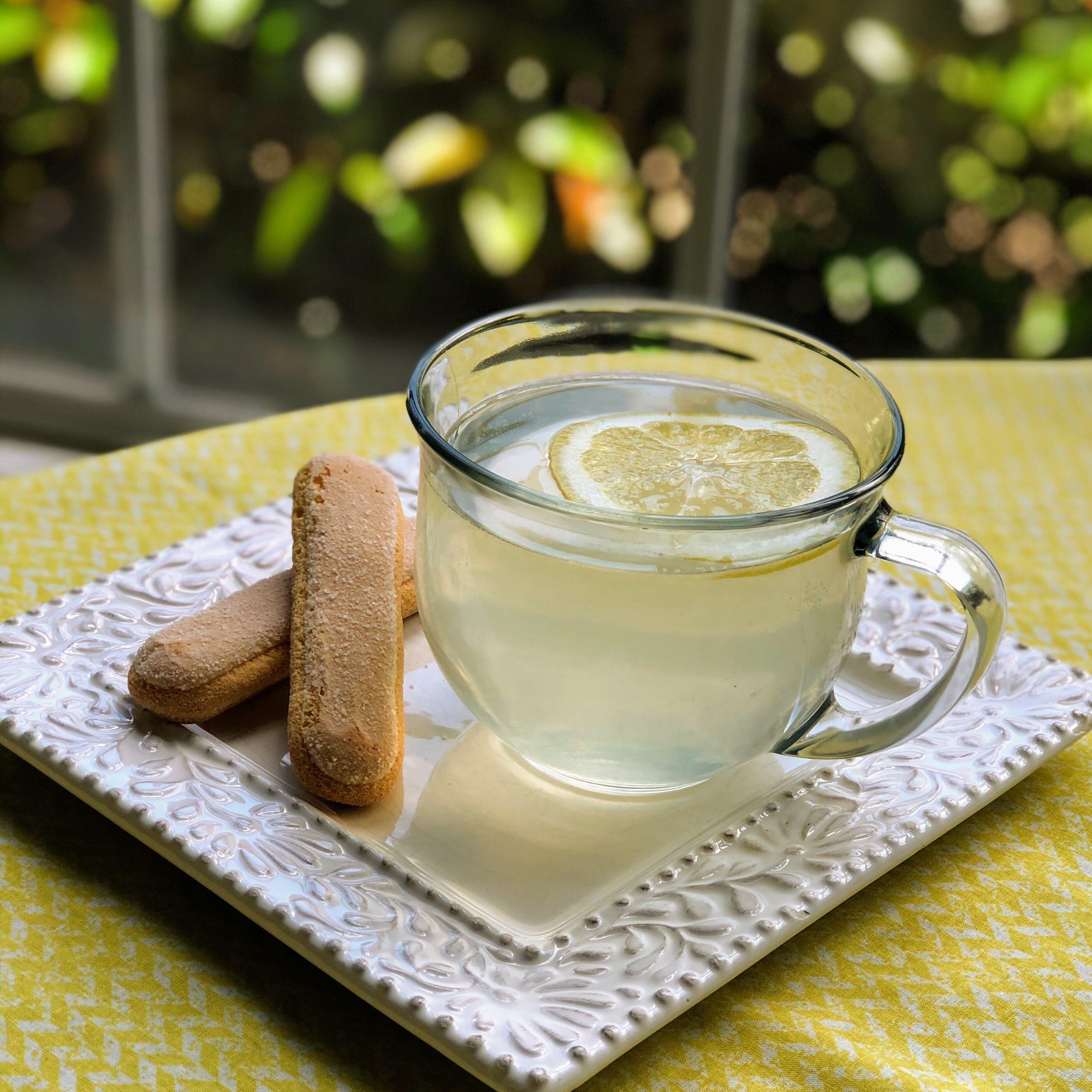 honey lemon tea recipe
