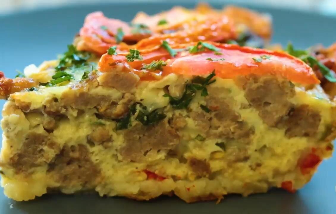 egg and hash brown casserole recipe