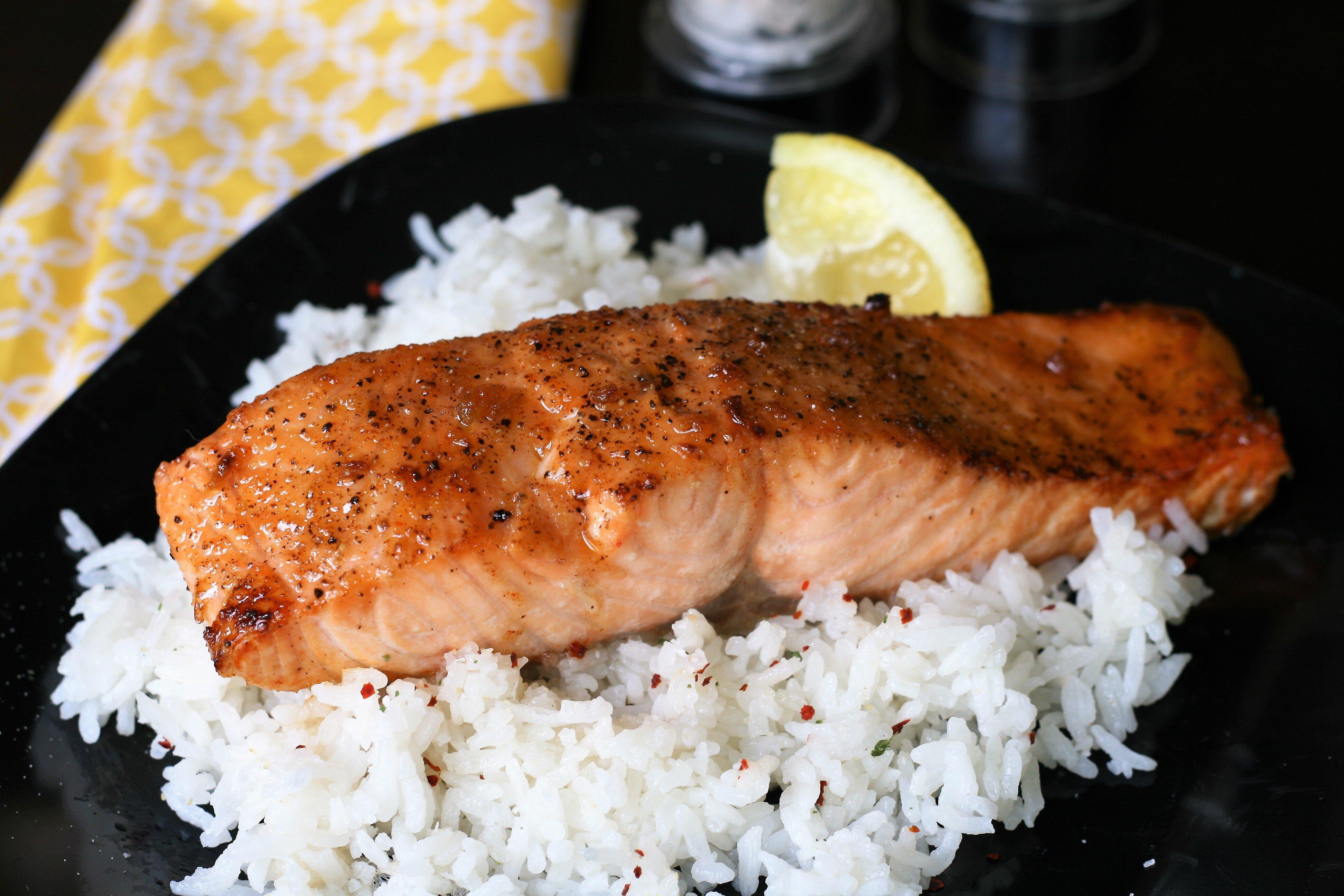 hennessy honey salmon recipe